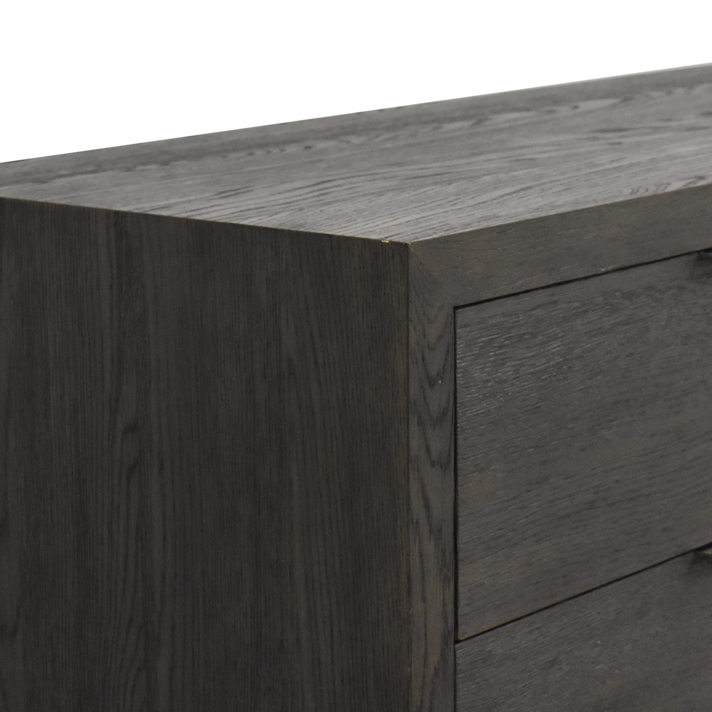 Restoration Hardware Machinto Eight Drawer Dresser sale