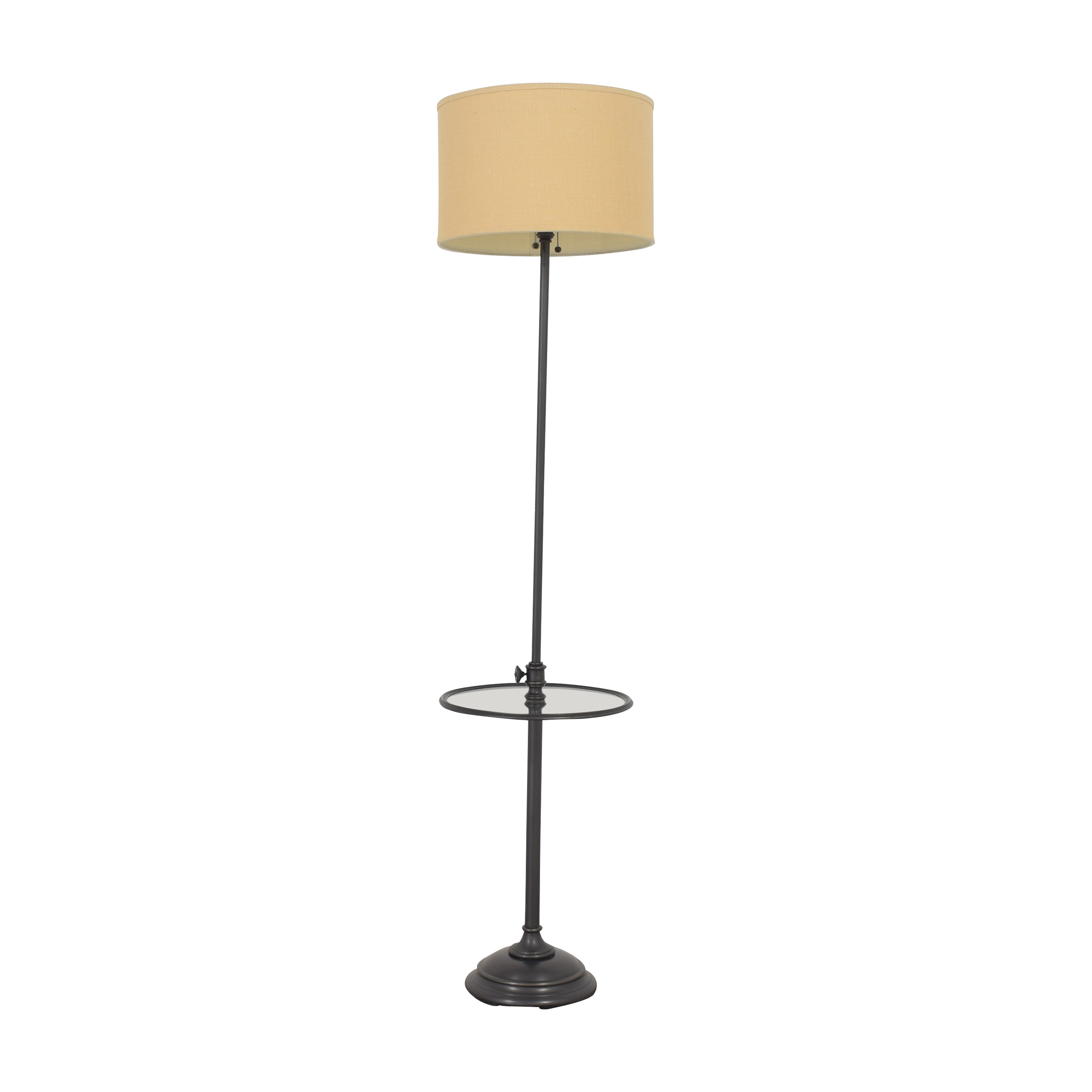 buy Pottery Barn Pottery Barn Chelsea Floor Lamp With Tray online
