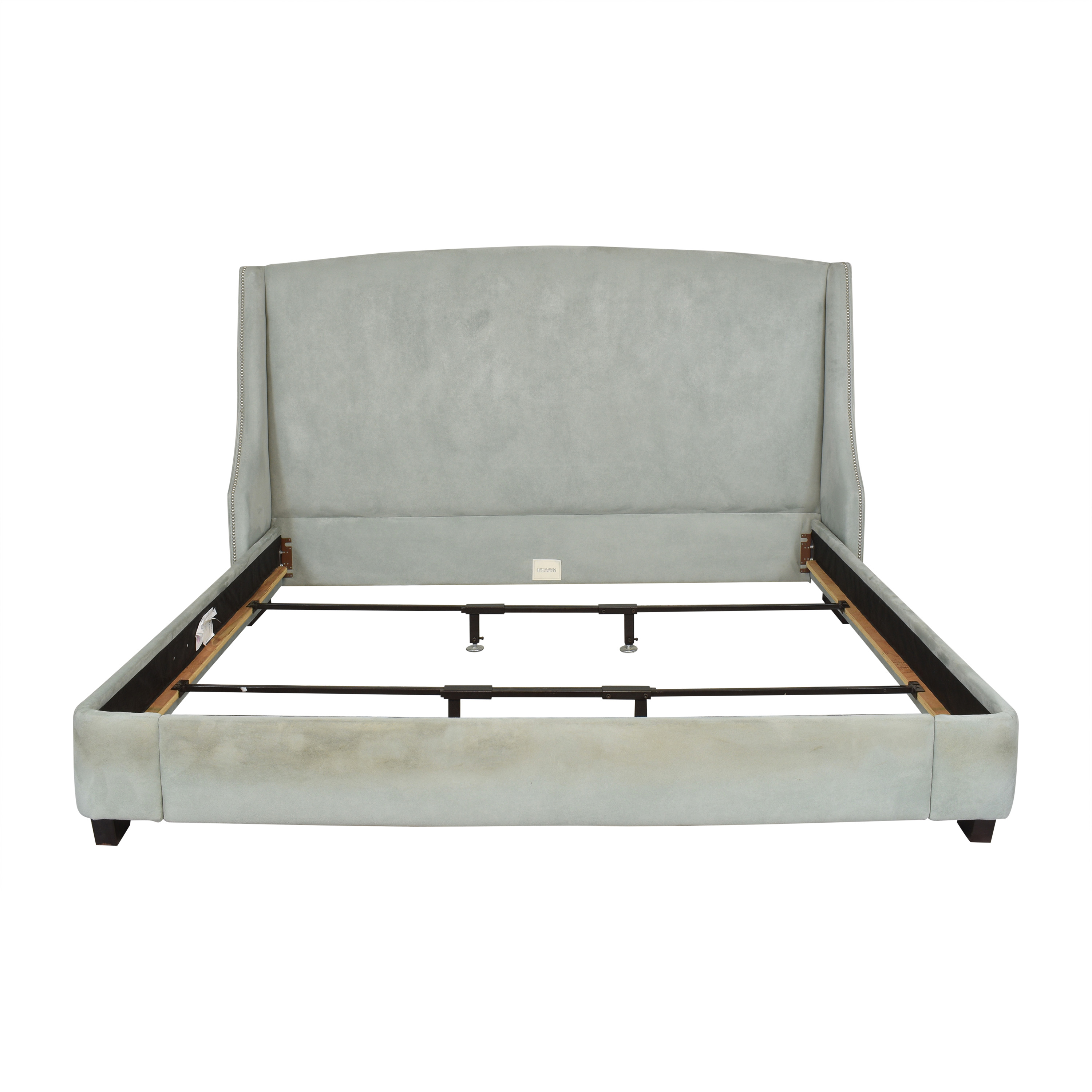 Restoration Hardware Restoration Hardware Warner King Bed with Nailheads price