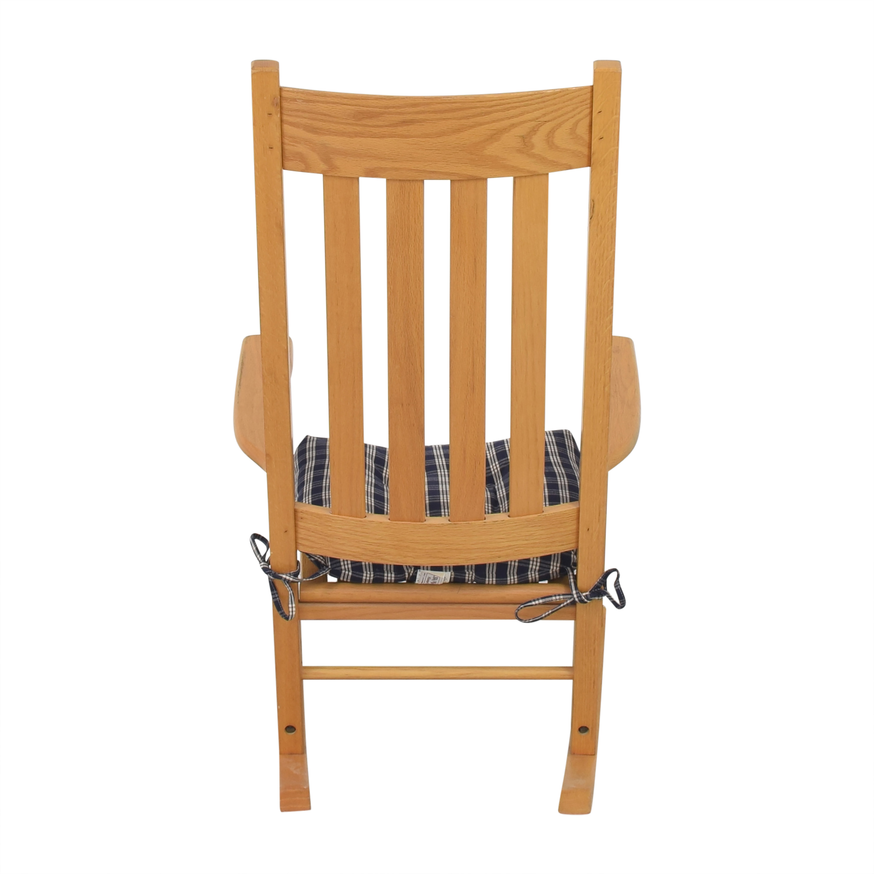 shop Workbench Workbench Rocking Chair with Cushion online