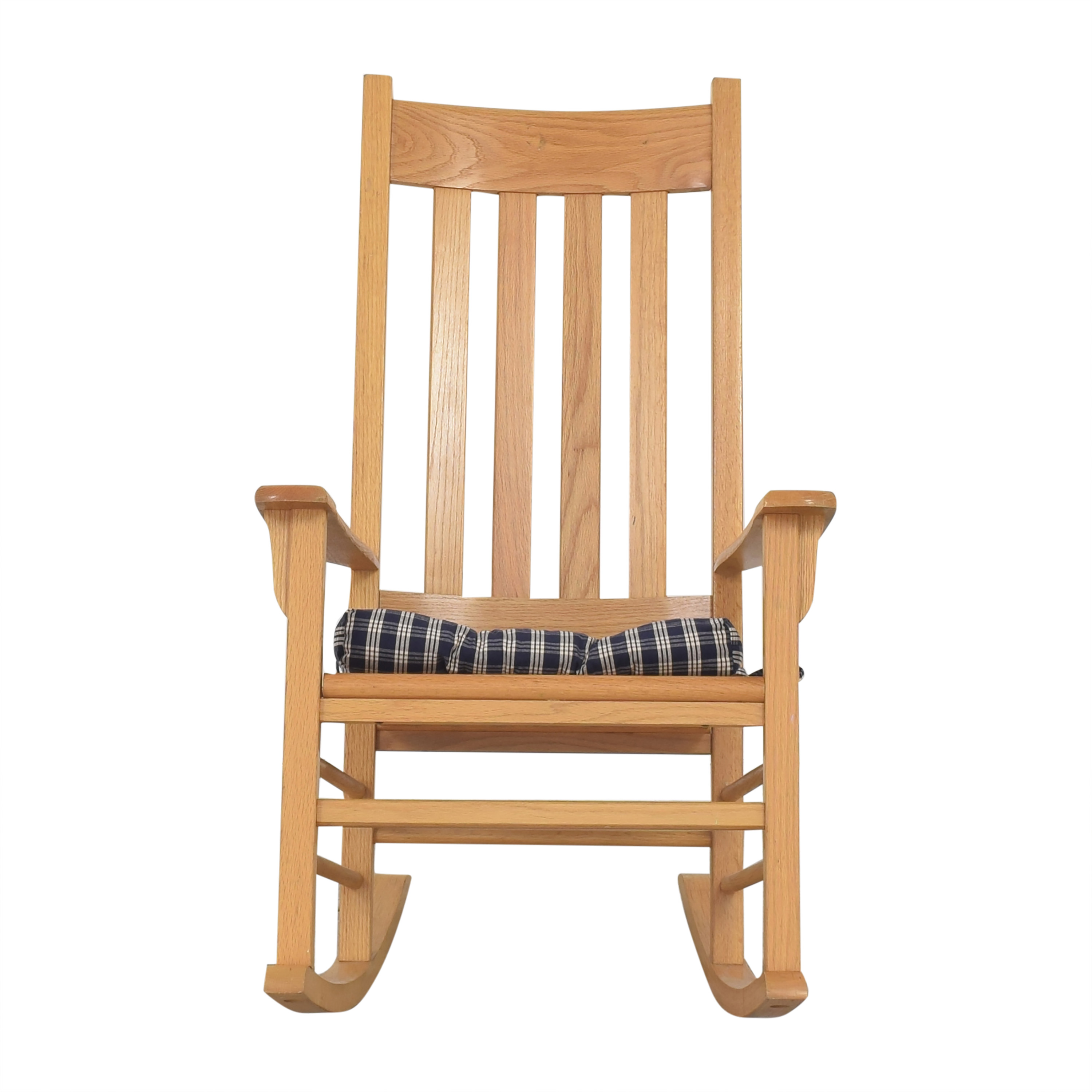 Workbench Workbench Rocking Chair with Cushion ct