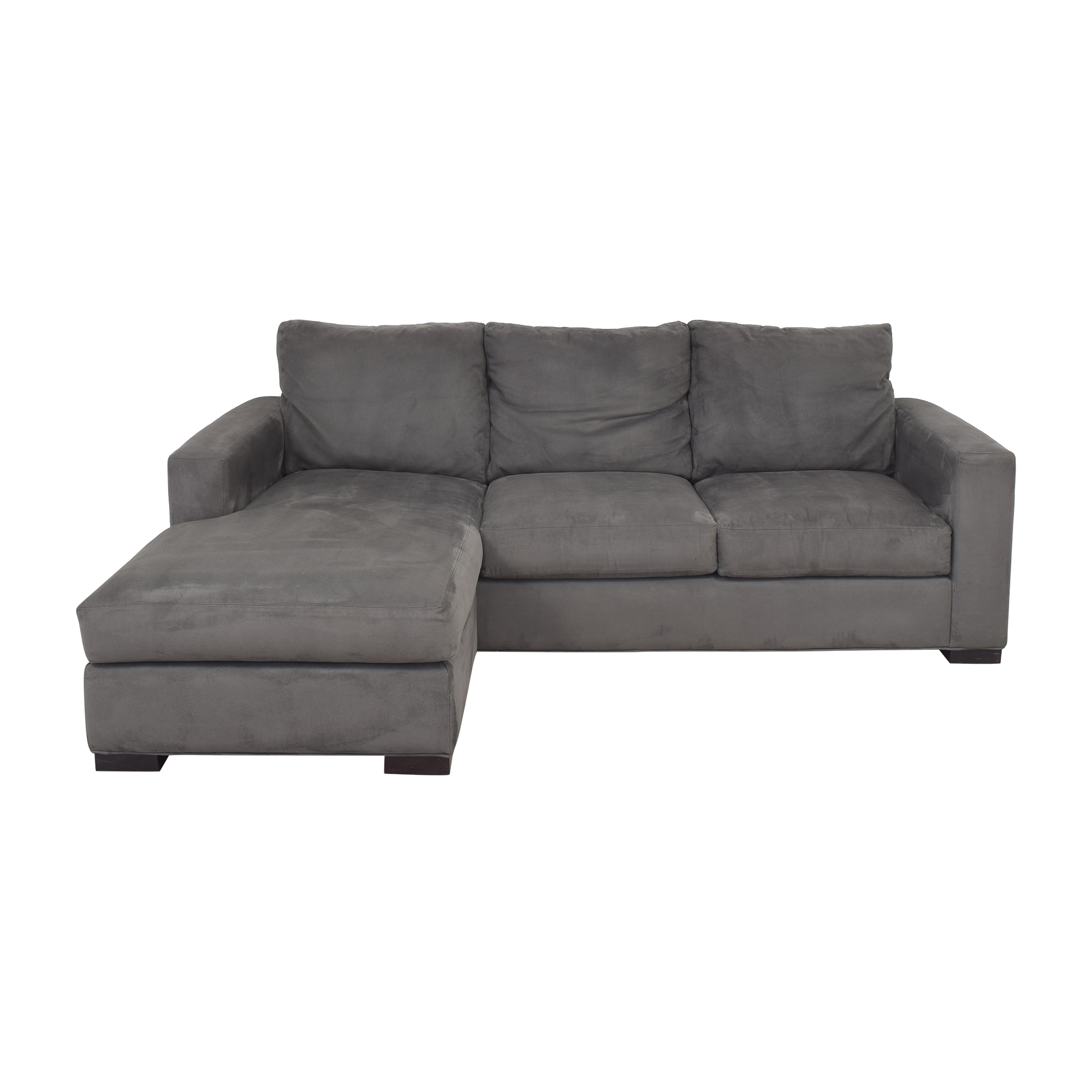 Room & Board Room & Board Metro Chaise Sectional Sofa price