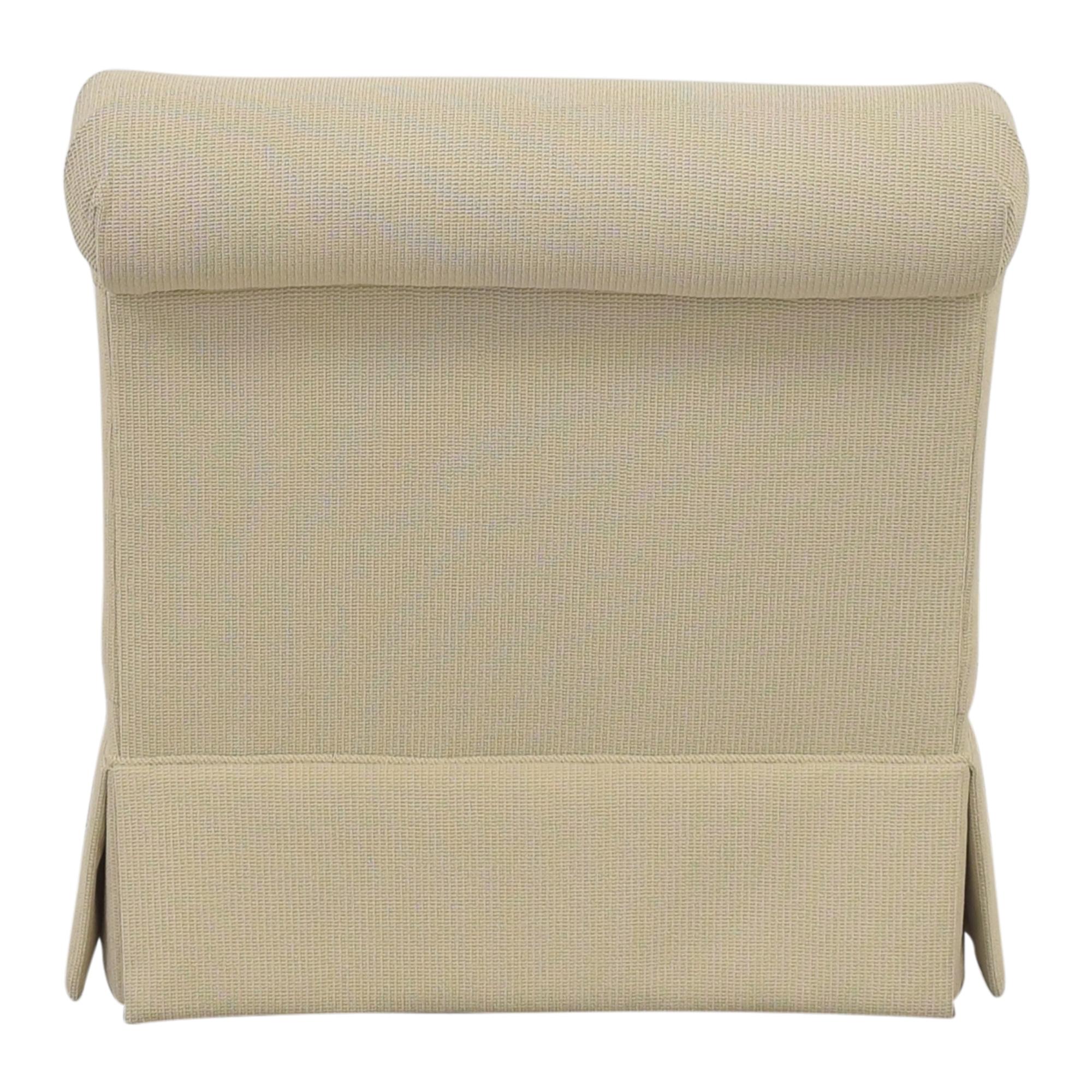 Hickory Chair Slipper Chair sale