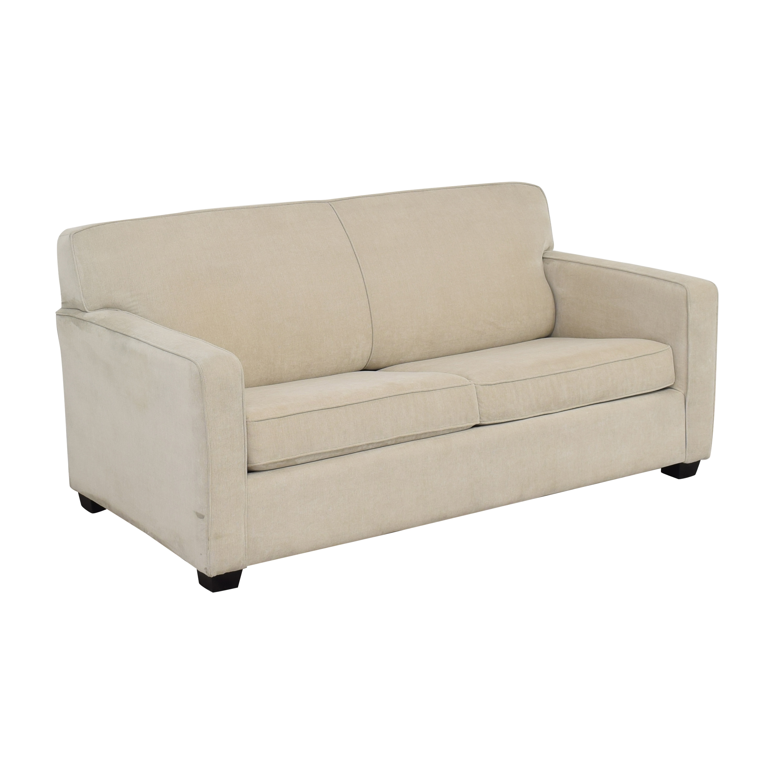 shop  Two Cushion Sleeper Sofa with Pillows online