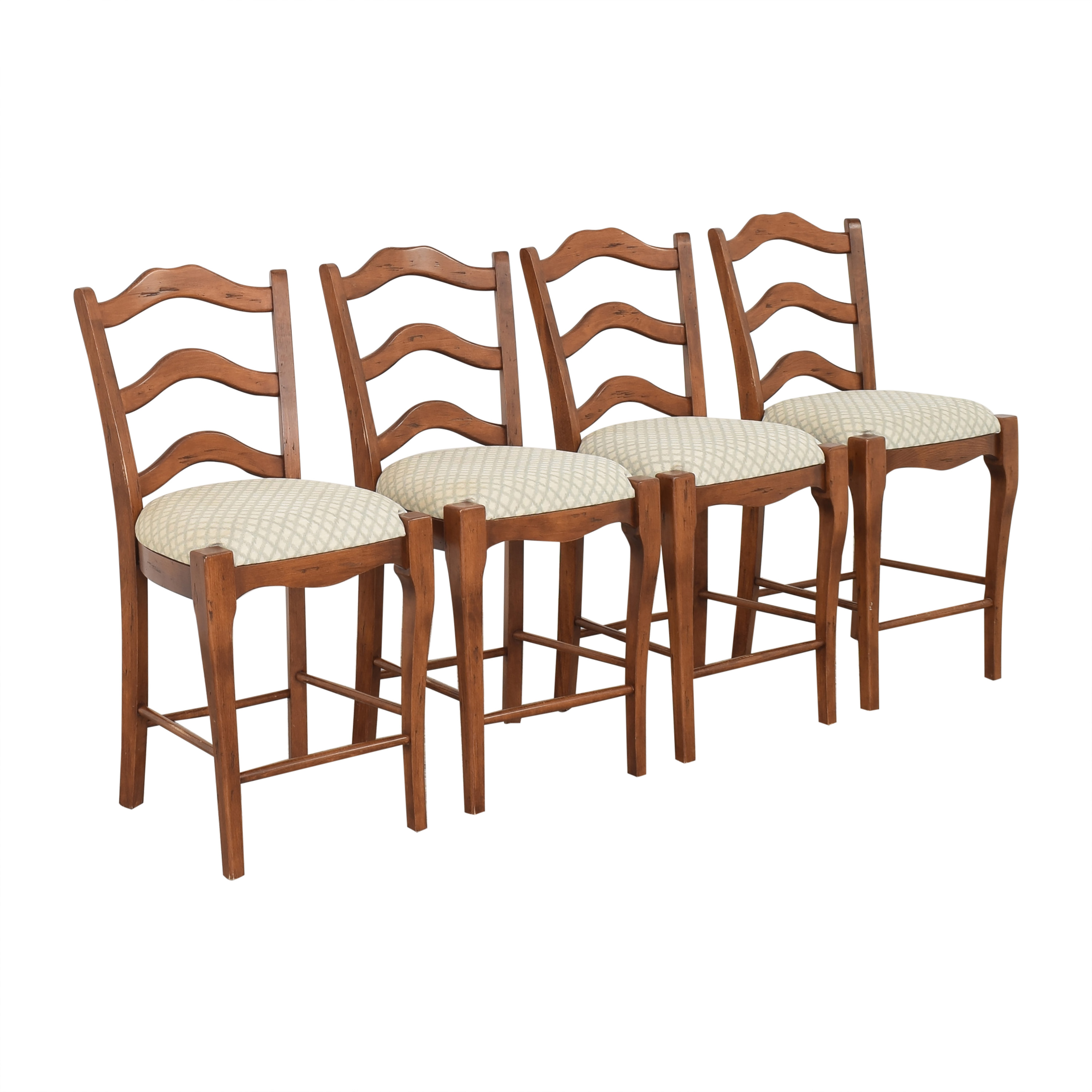 Ladder Back Bar Stools Chairs