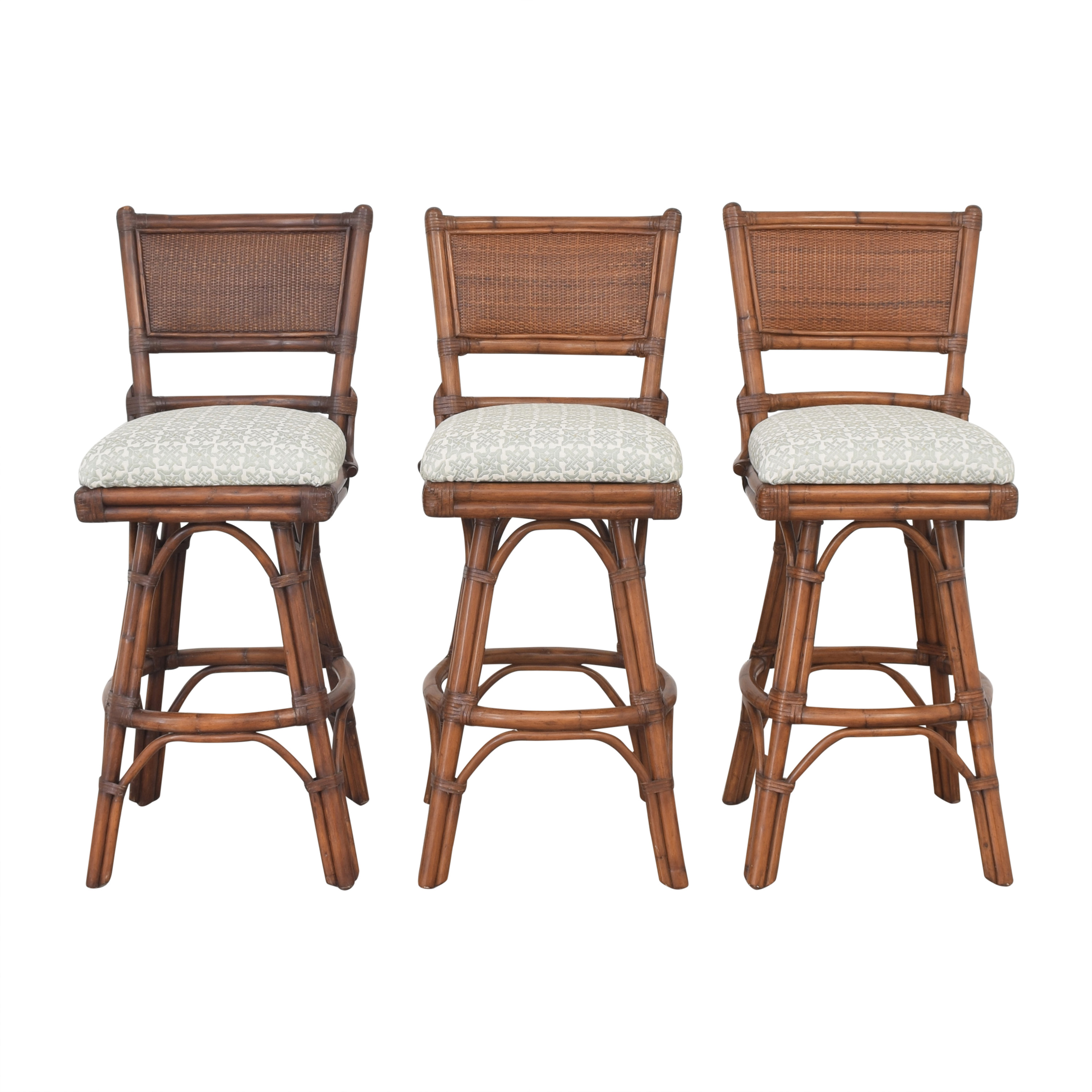 Bamboo Style Counter Stools price