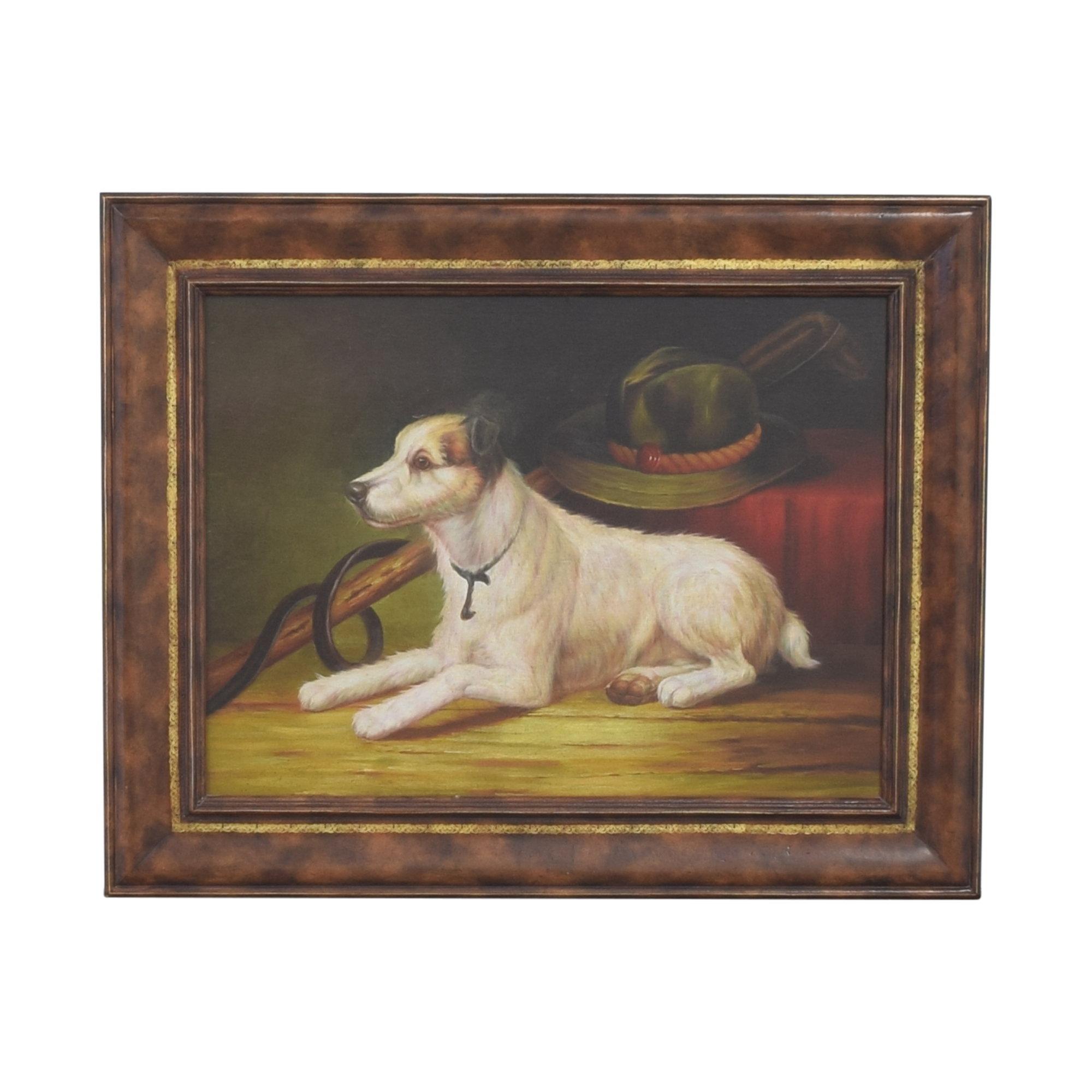 Maitland-Smith Maitland-Smith Dog Portrait Wall Art coupon