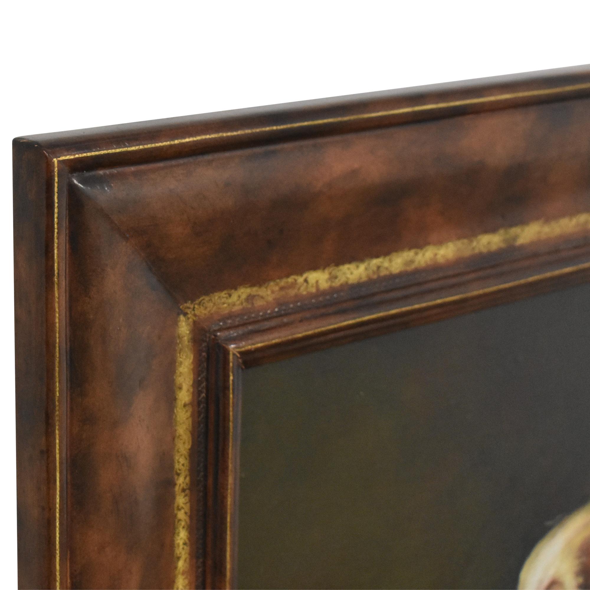 Maitland-Smith Dog Portrait Wall Art Maitland-Smith