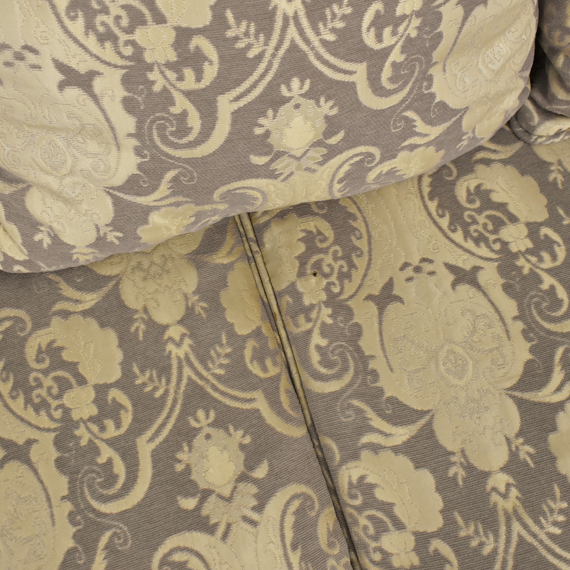 buy Patterned Roll Arm Sofa  Sofas