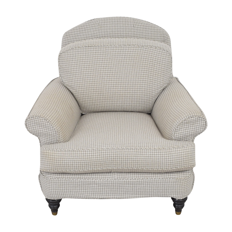 Ethan Allen Ethan Allen Slipcovered Arm Chair price