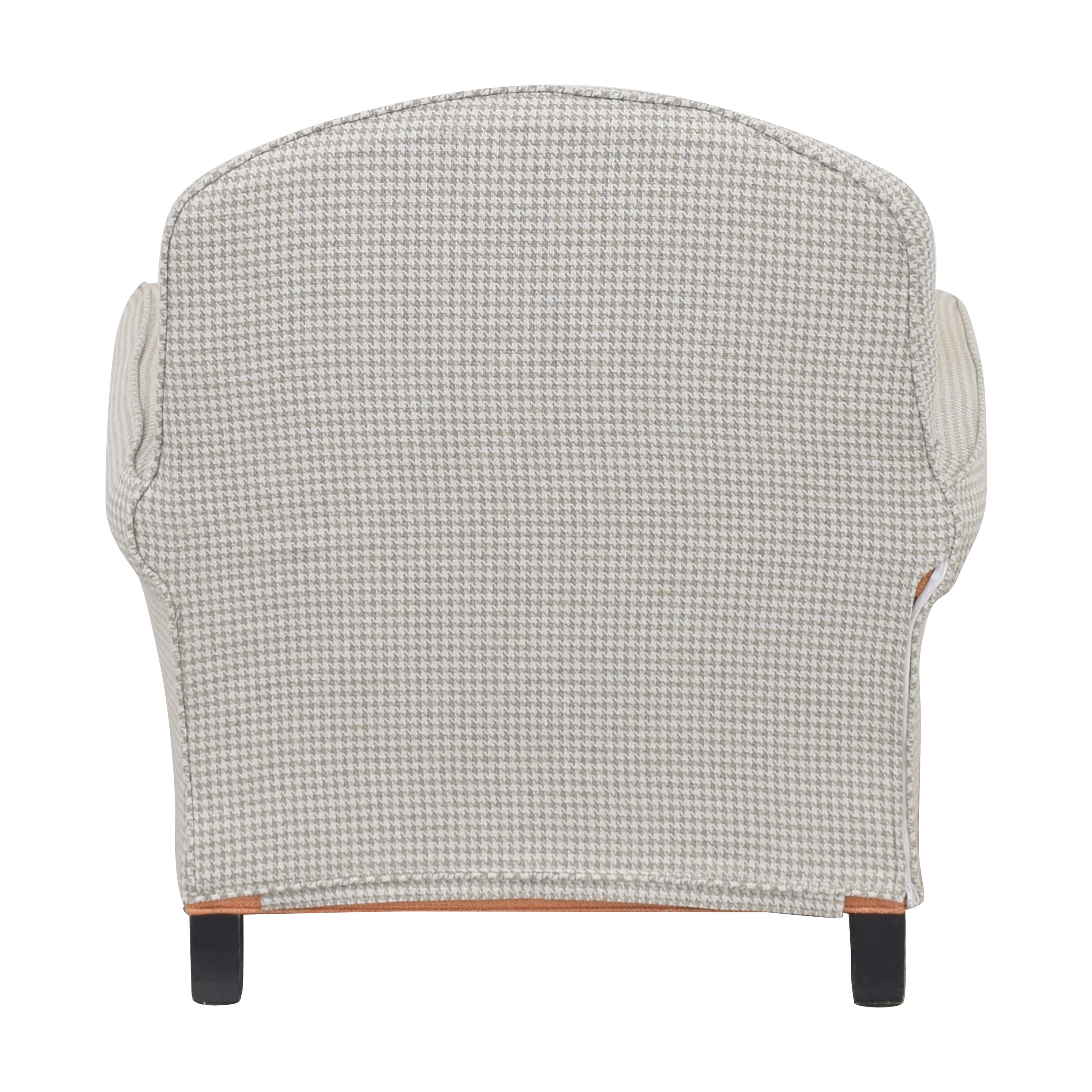 buy Ethan Allen Slipcovered Arm Chair Ethan Allen Accent Chairs