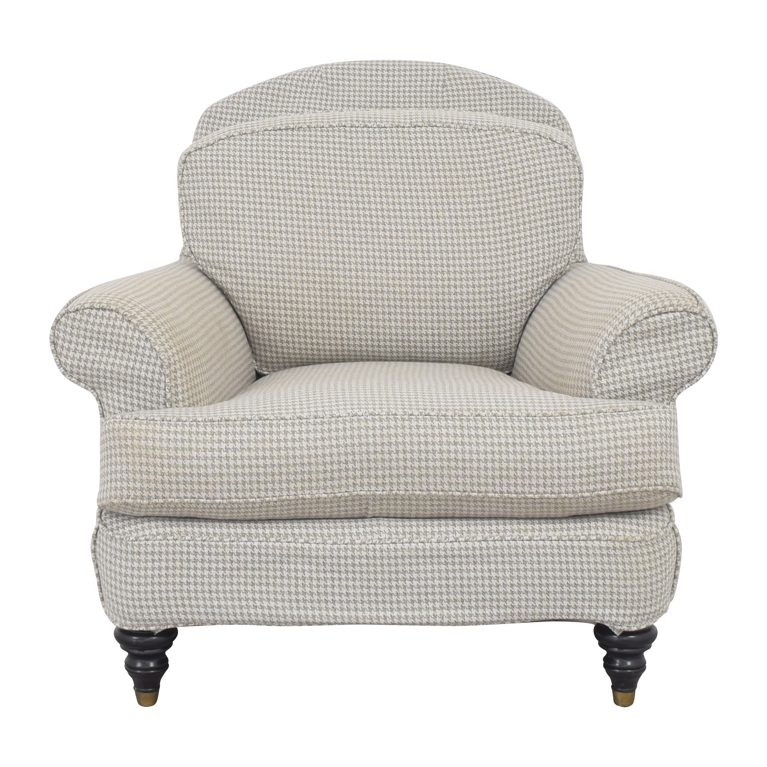 buy Ethan Allen Ethan Allen Slipcovered Arm Chair online