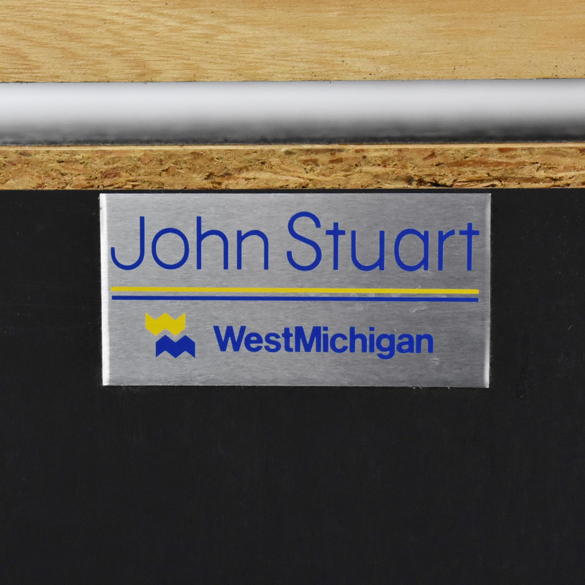 John Stuart Inc. Wooden Bedroom Unit John Stuart Inc.