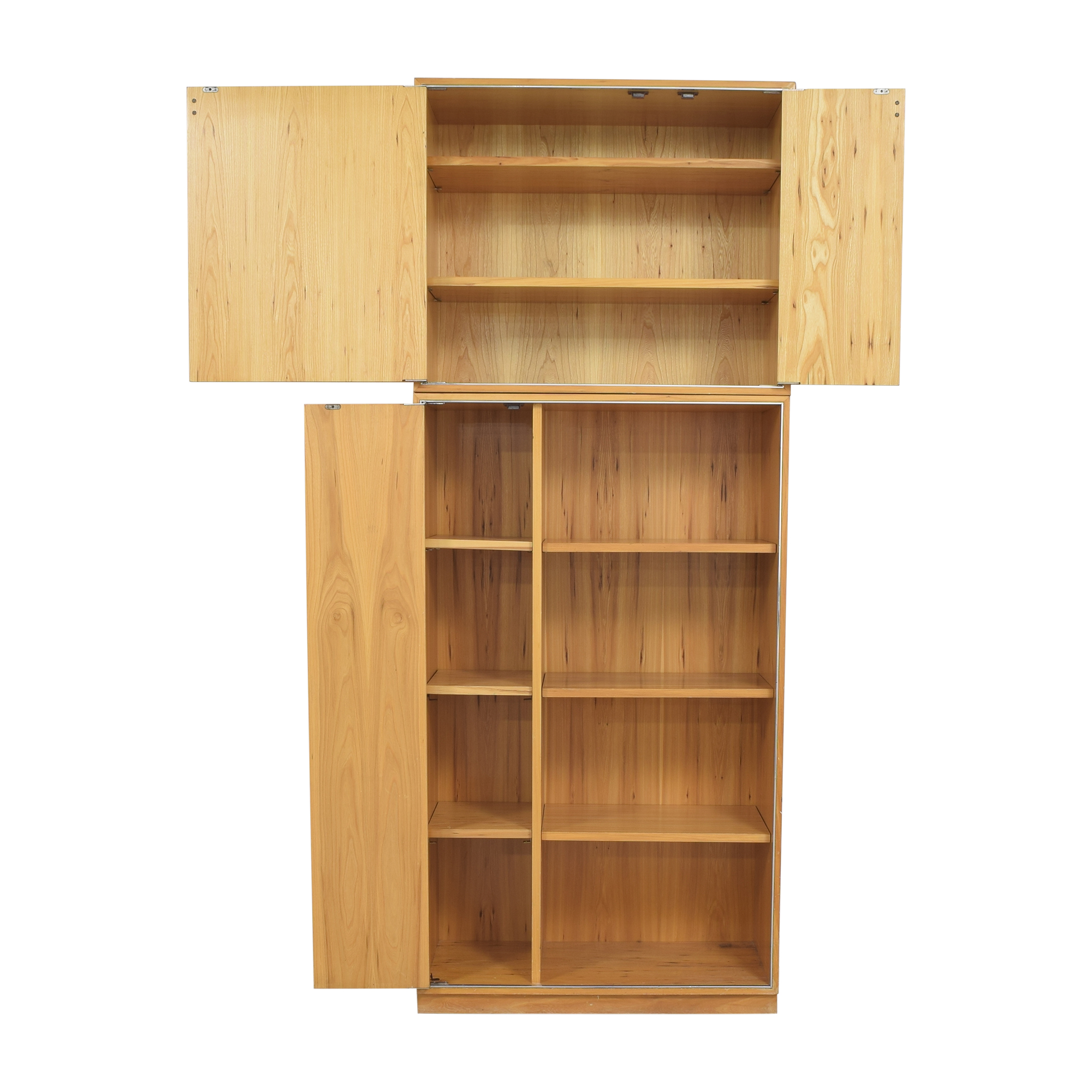shop John Stuart Inc. Wooden Bedroom Unit John Stuart Inc. Storage