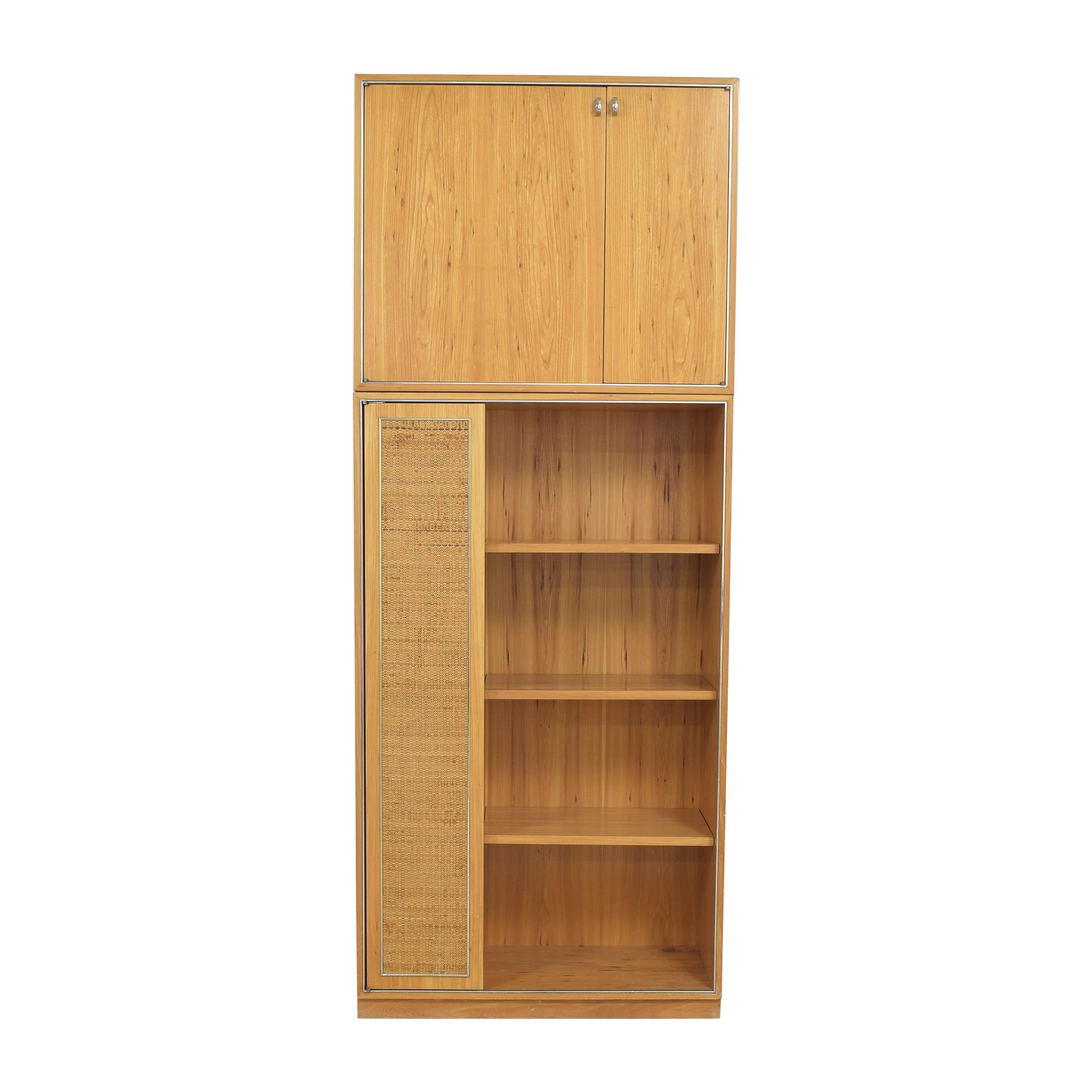 John Stuart Inc. Wooden Bedroom Unit sale