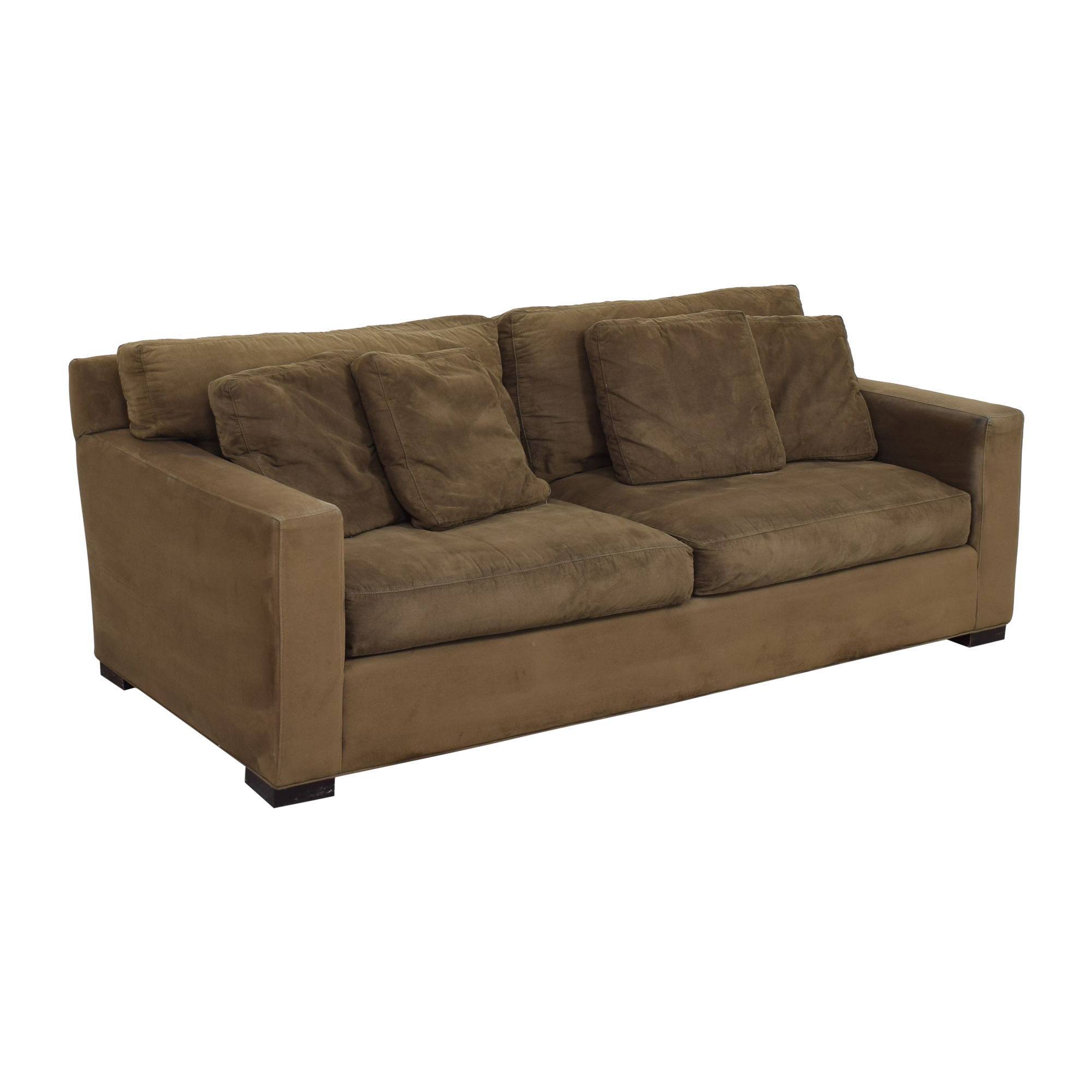 Crate & Barrel Crate & Barrel Axis II Two Cushion Sofa coupon