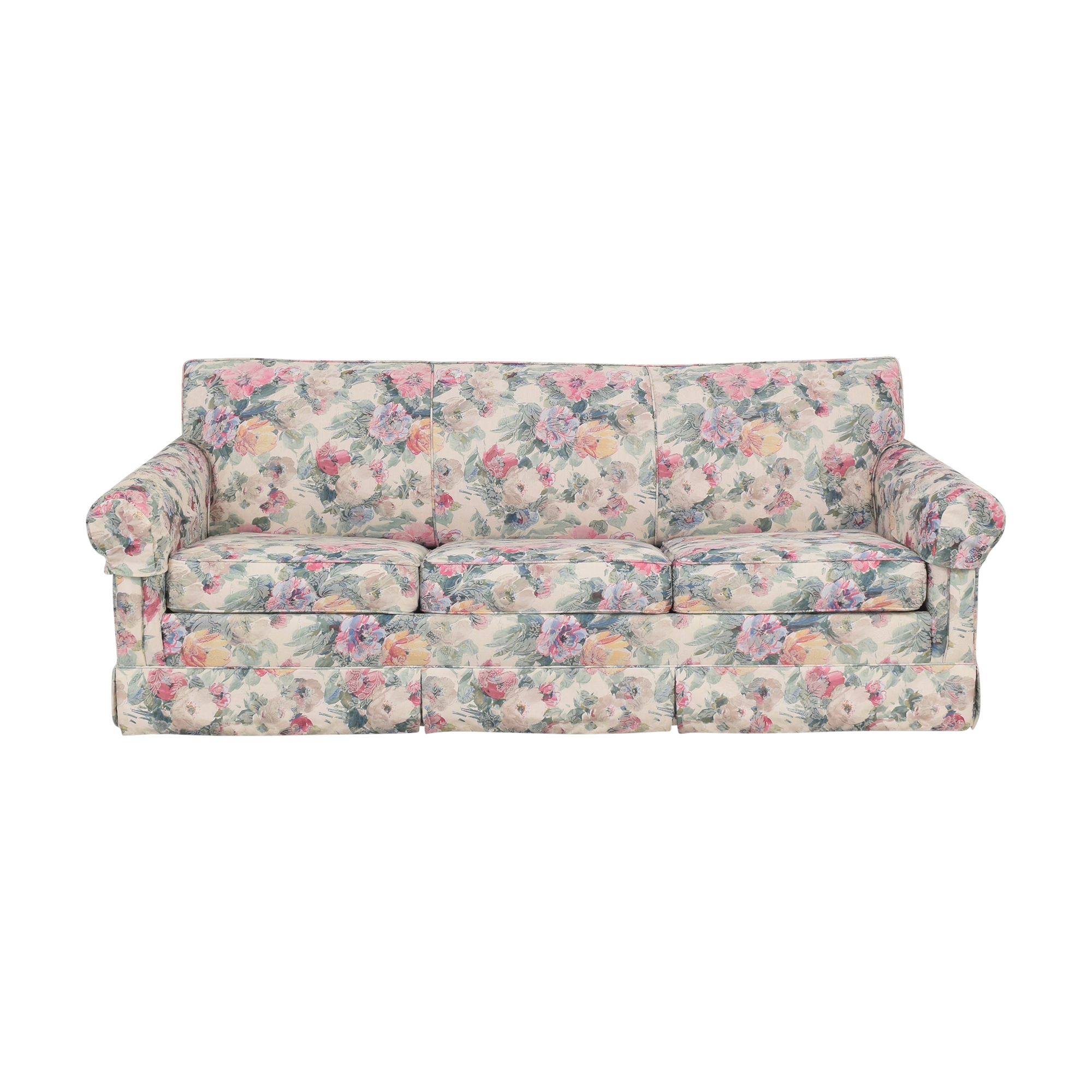 shop Sealy Fashioniter Queen Sleeper Sofa Sealy