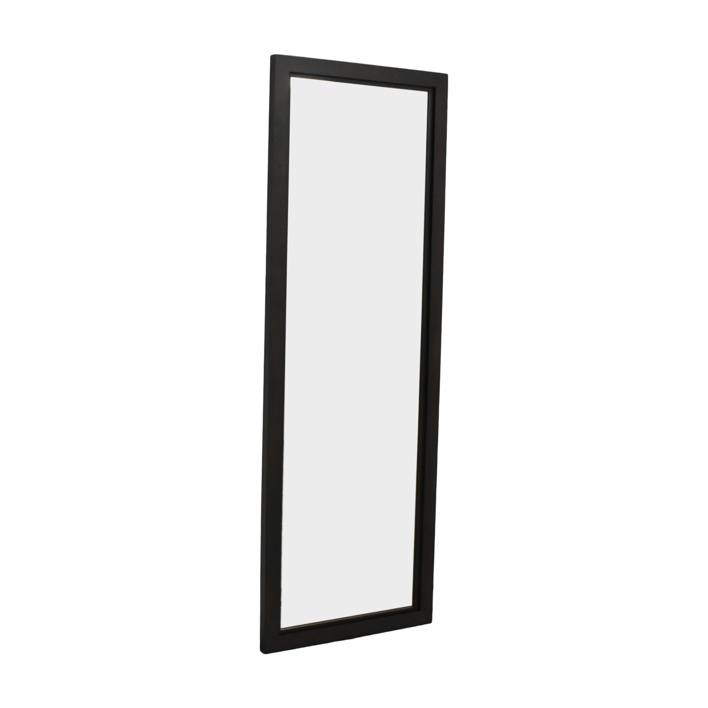 Crate & Barrel Crate & Barrel Floor Mirror on sale