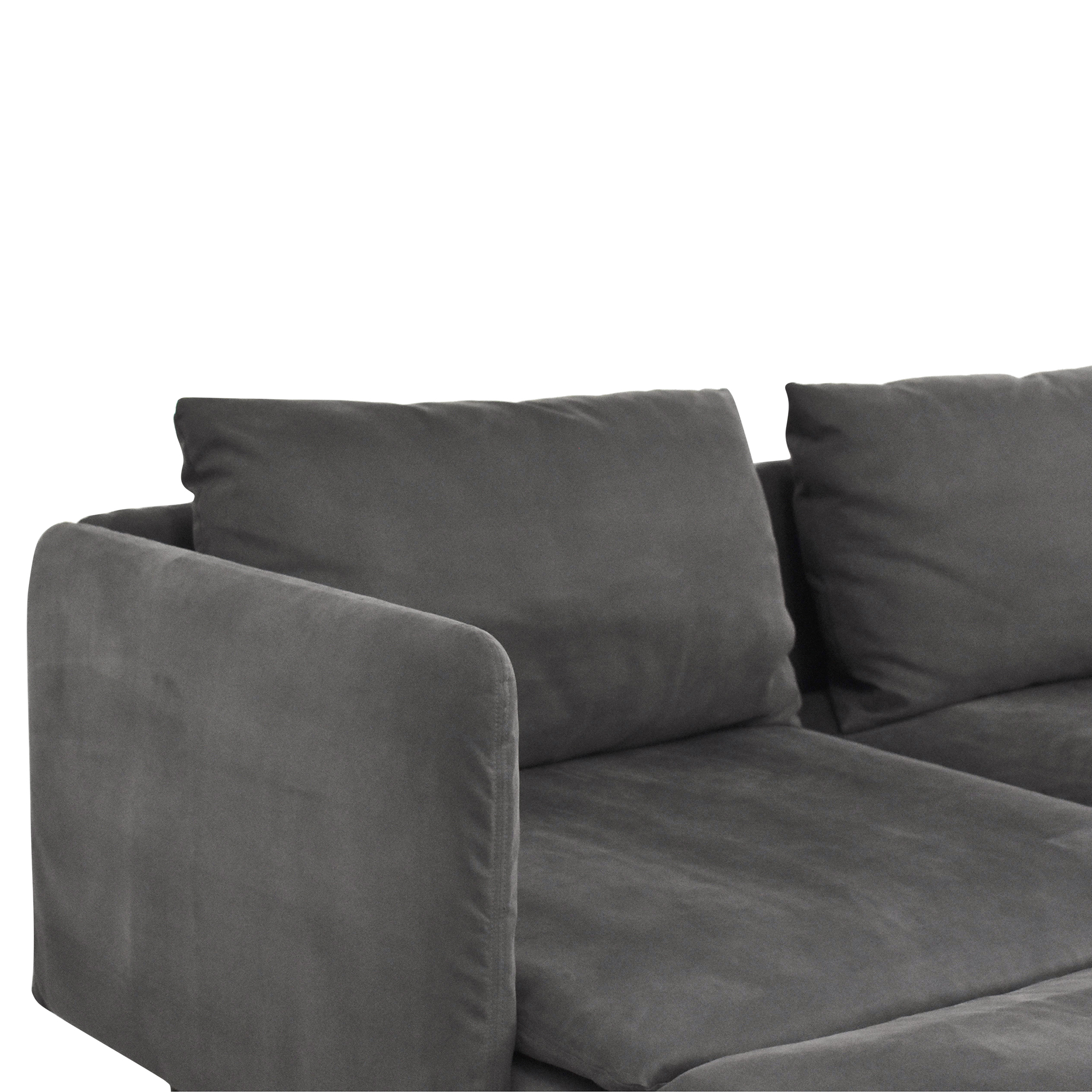 shop IKEA IKEA Söderhamn Four Seat Sectional with Chaise online