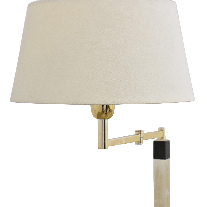 buy Underwriter Laboratories Swing Arm Floor Lamp Underwriters Laboratories Decor