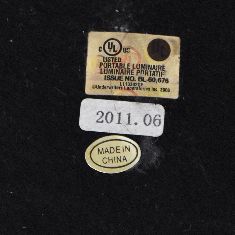 Underwriters Laboratories Underwriter Laboratories Swing Arm Floor Lamp nj