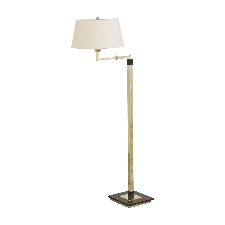 Underwriter Laboratories Swing Arm Floor Lamp sale
