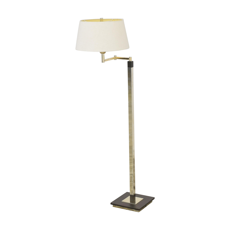 Underwriter Laboratories Swing Arm Floor Lamp / Lamps