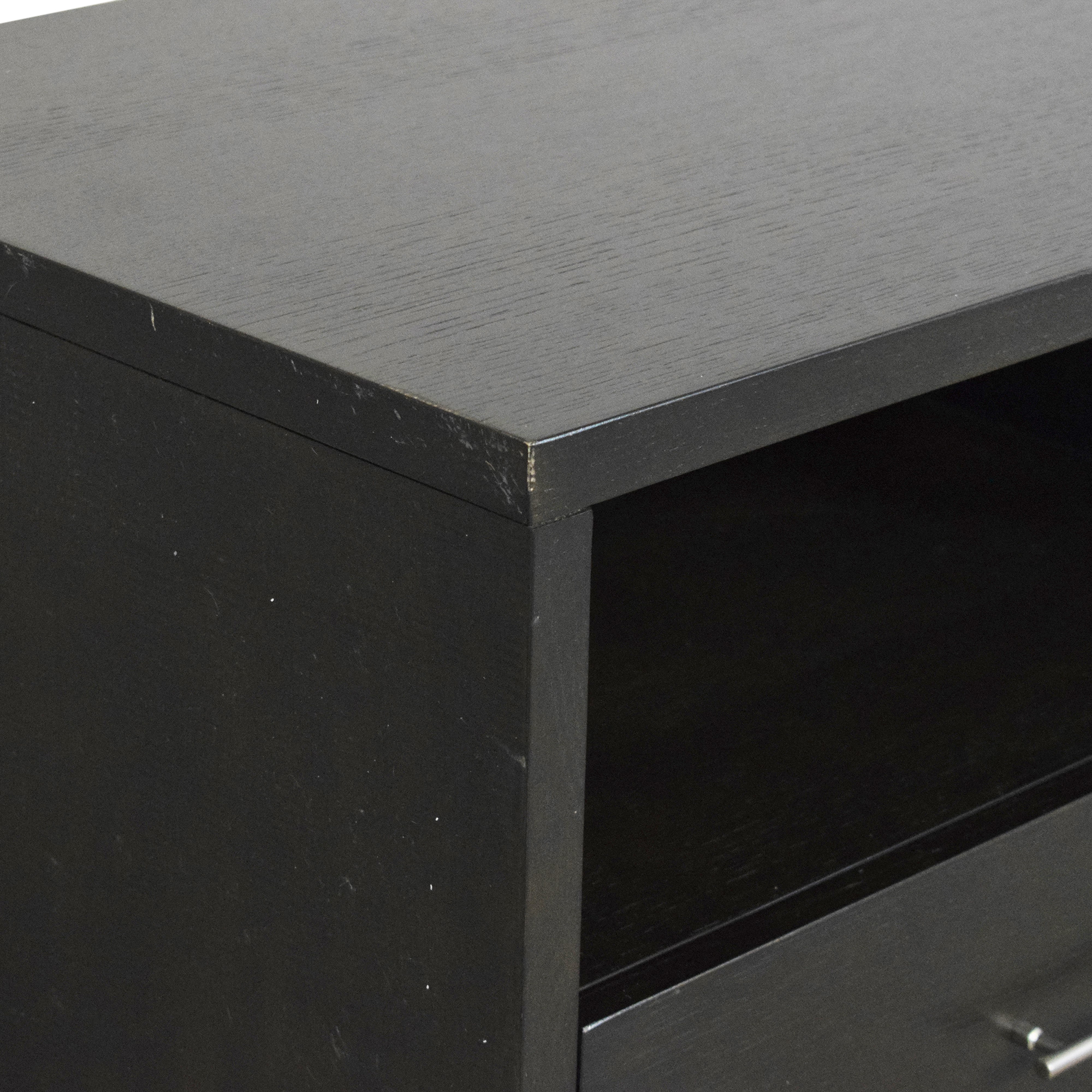 Pottery Barn Two Drawer Media Console / Media Units