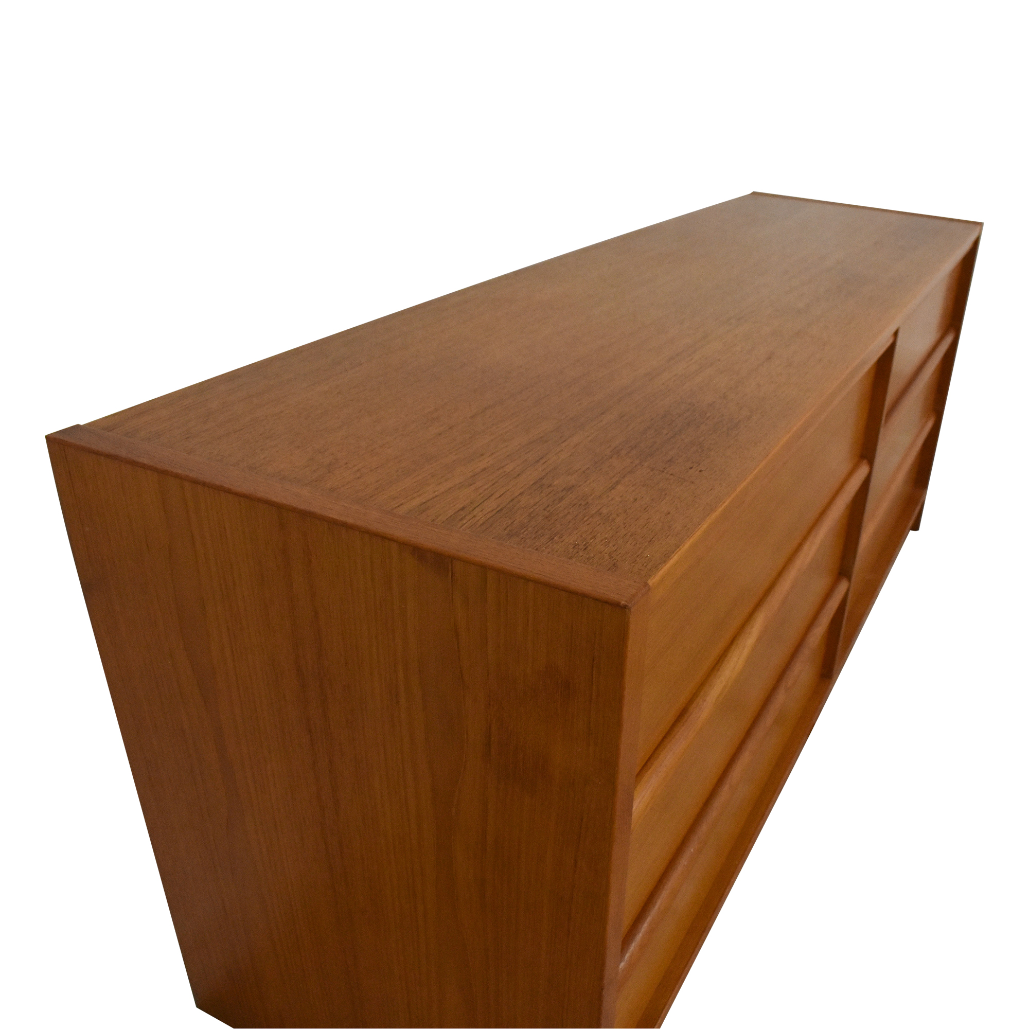 buy Jesper International Mid Century Modern Double Dresser Jesper International Storage