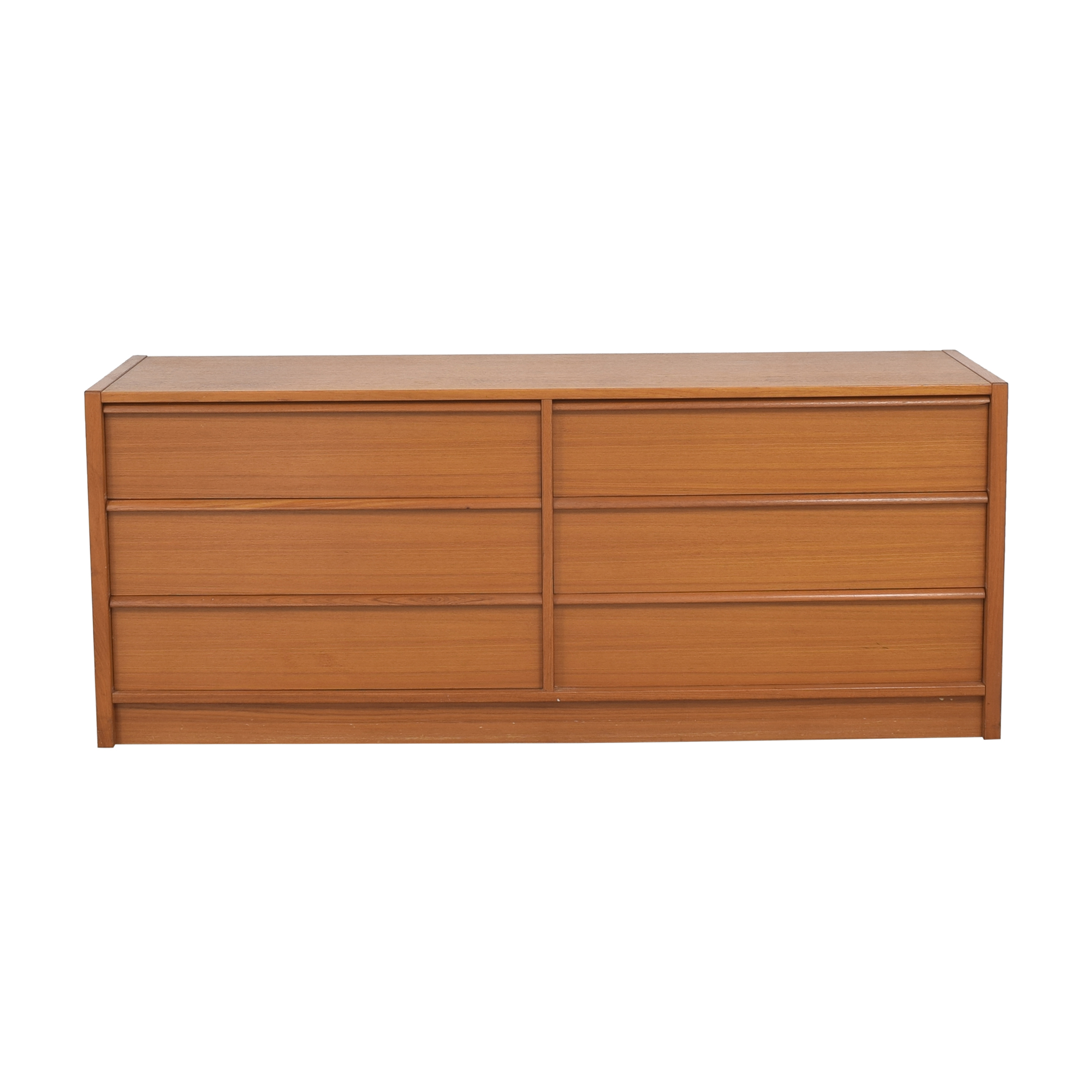 buy Jesper International Mid Century Modern Double Dresser Jesper International