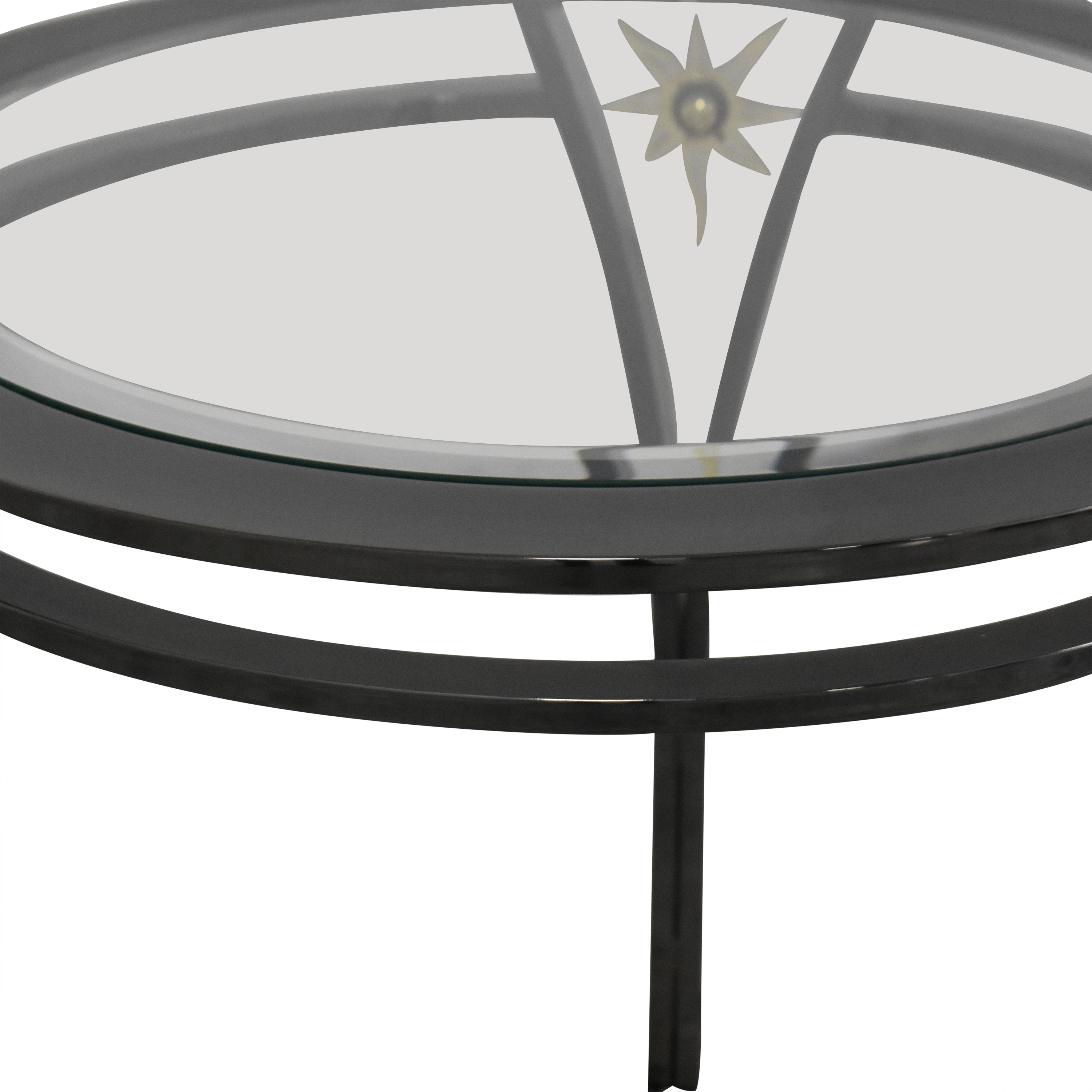 Round Top End Table