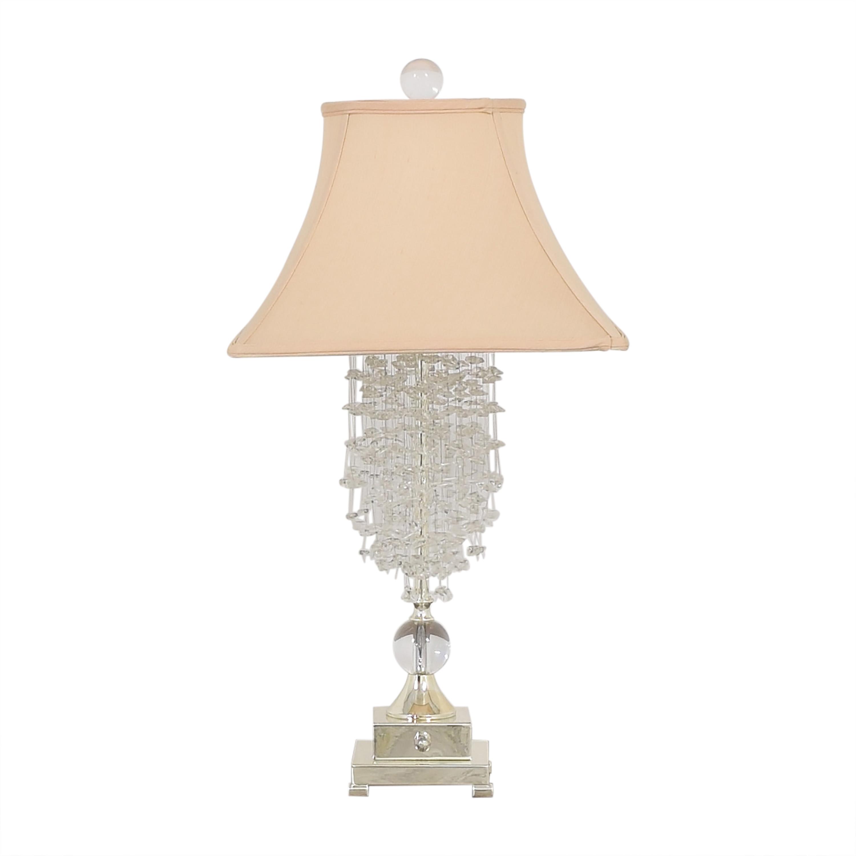 shop Uttermost Dazzling Cascade Table Lamp Uttermost Decor