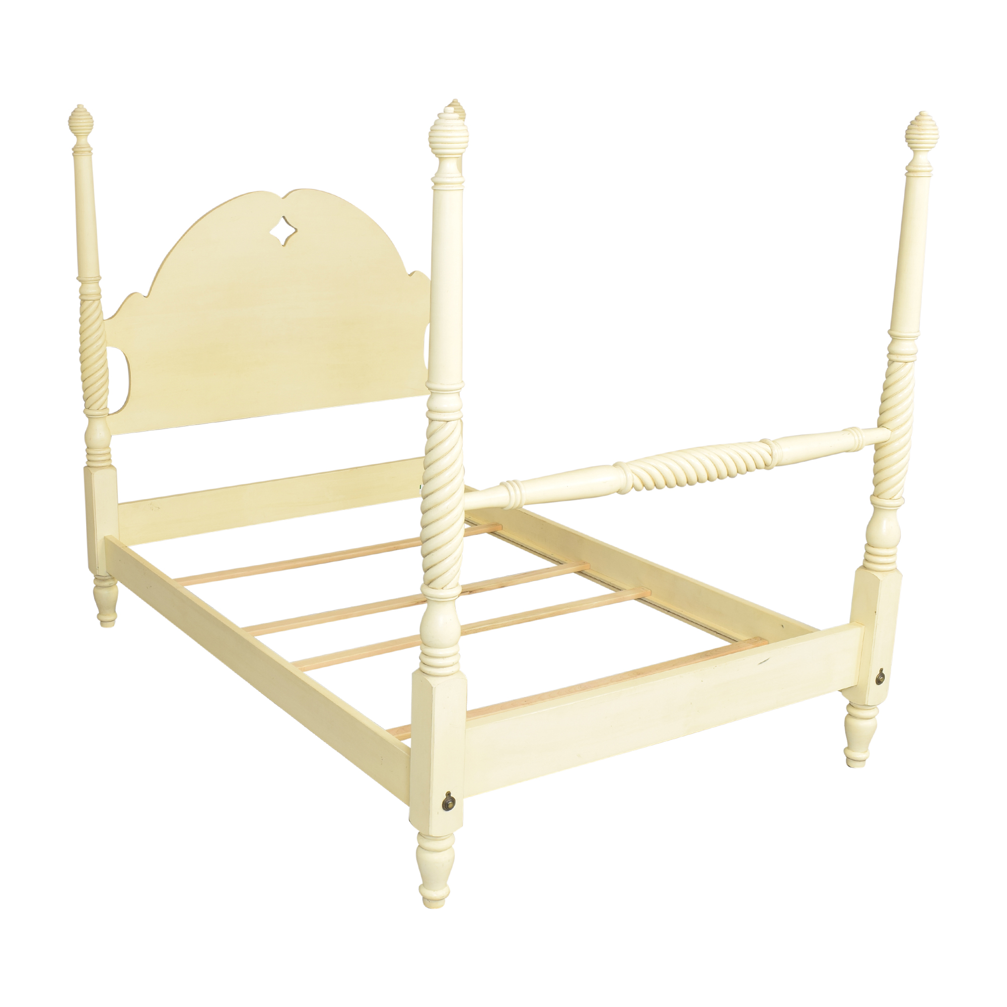 Ethan Allen Ethan Allen Country Crossings Four Poster Full Bed price