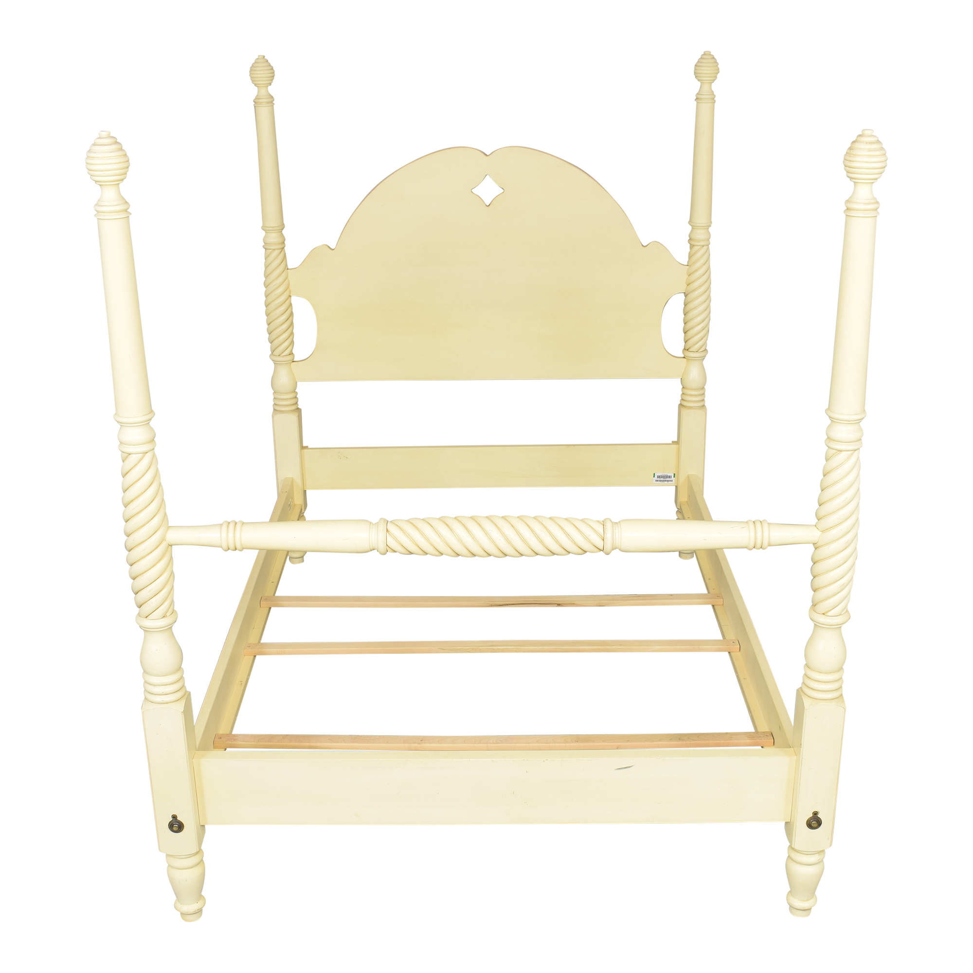Ethan Allen Ethan Allen Country Crossings Four Poster Full Bed used