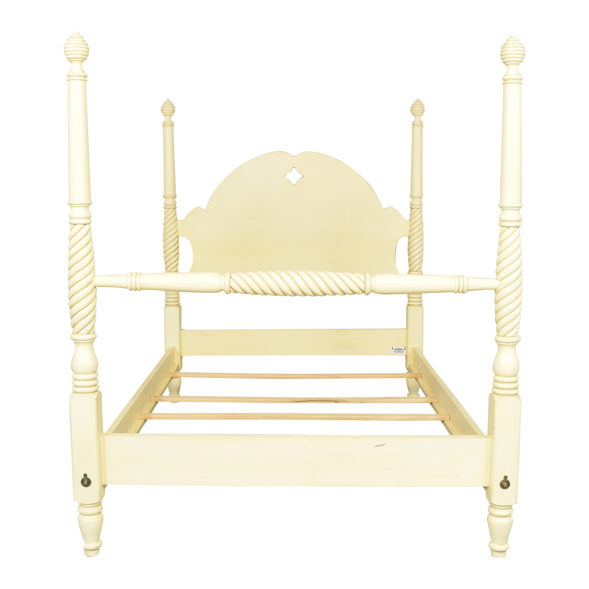 Ethan Allen Ethan Allen Country Crossings Four Poster Full Bed on sale