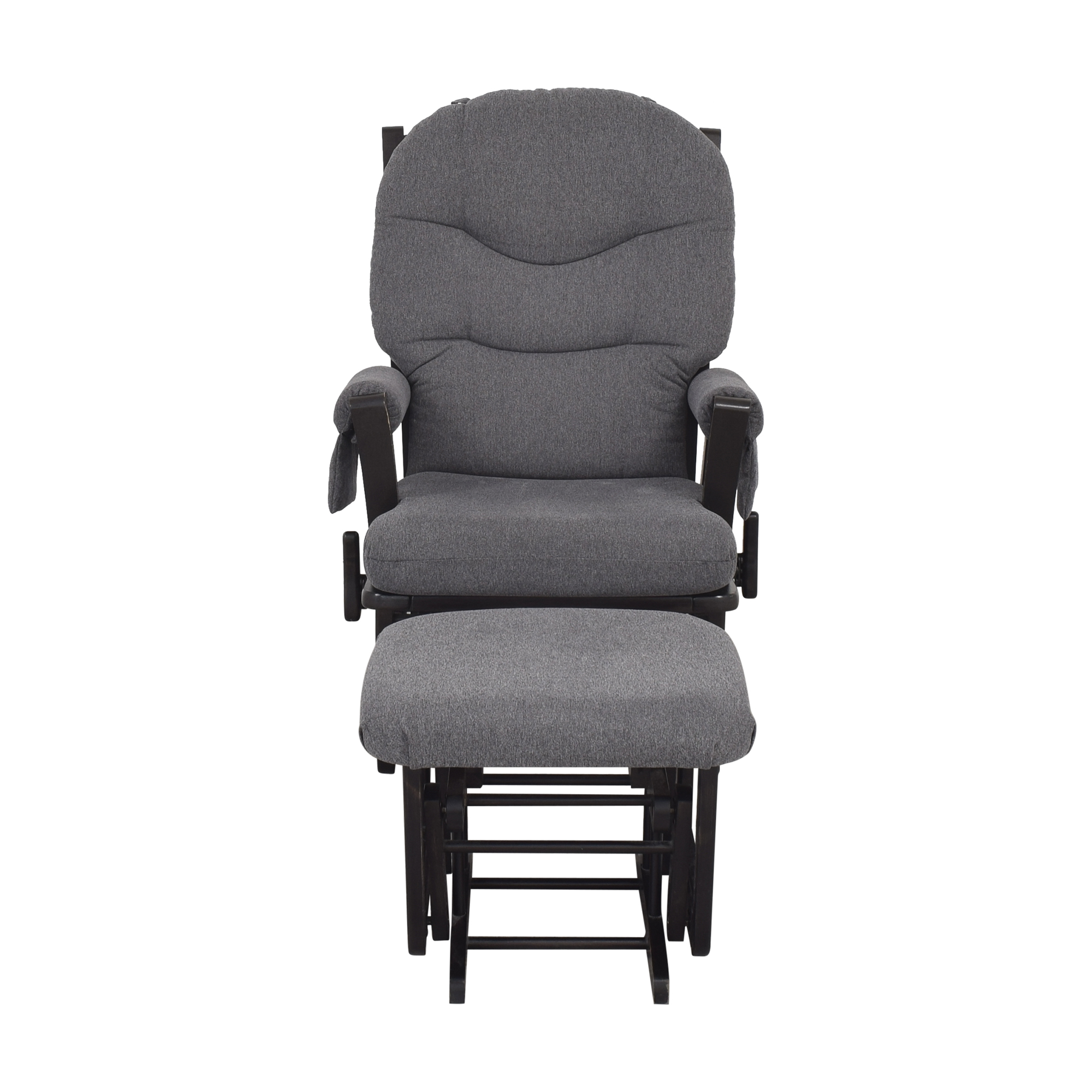 Dutailier Dutailier Multiposition Glider with Ottoman on sale