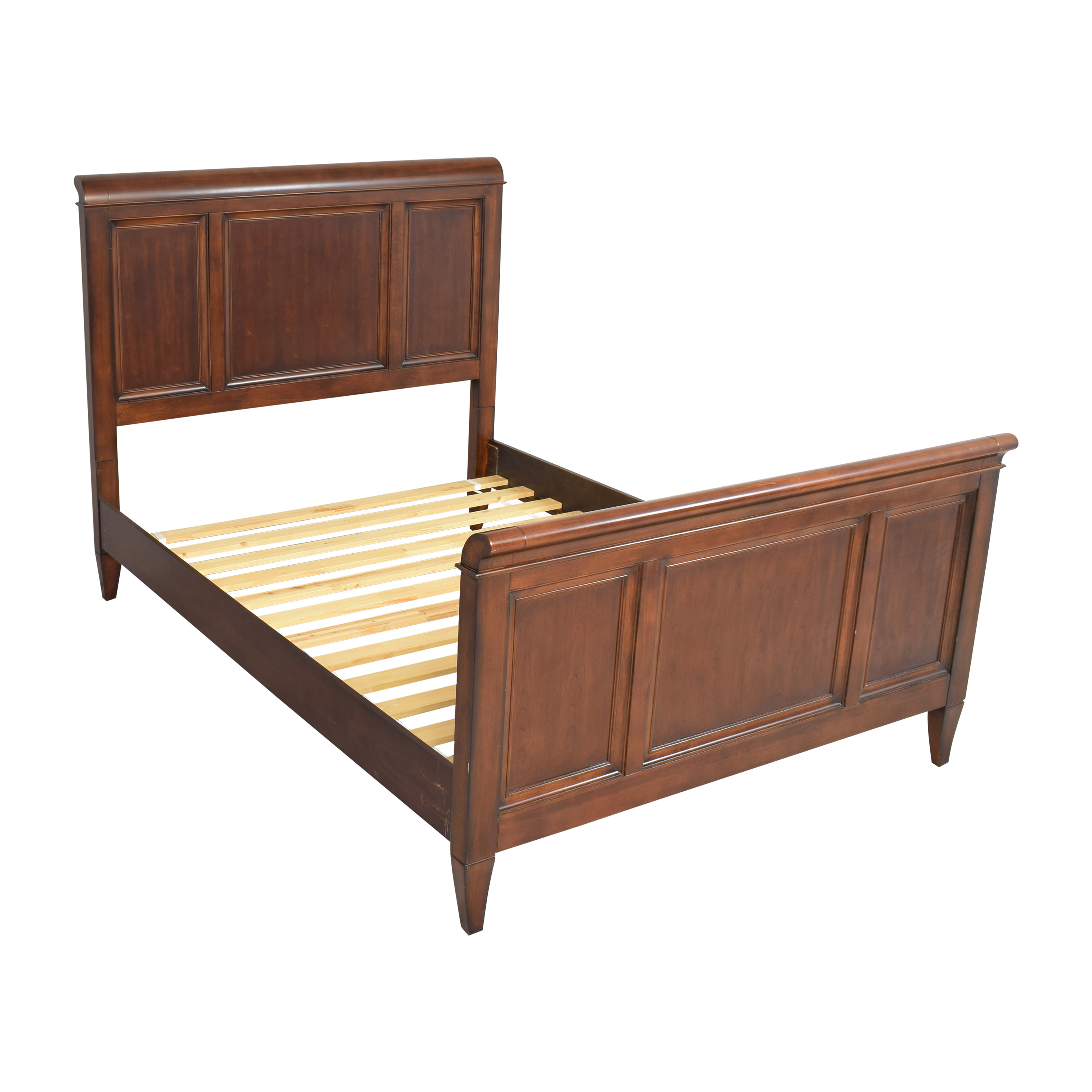 Flexsteel Flexsteel Wynwood Furniture Westhaven Queen Panel Bed second hand