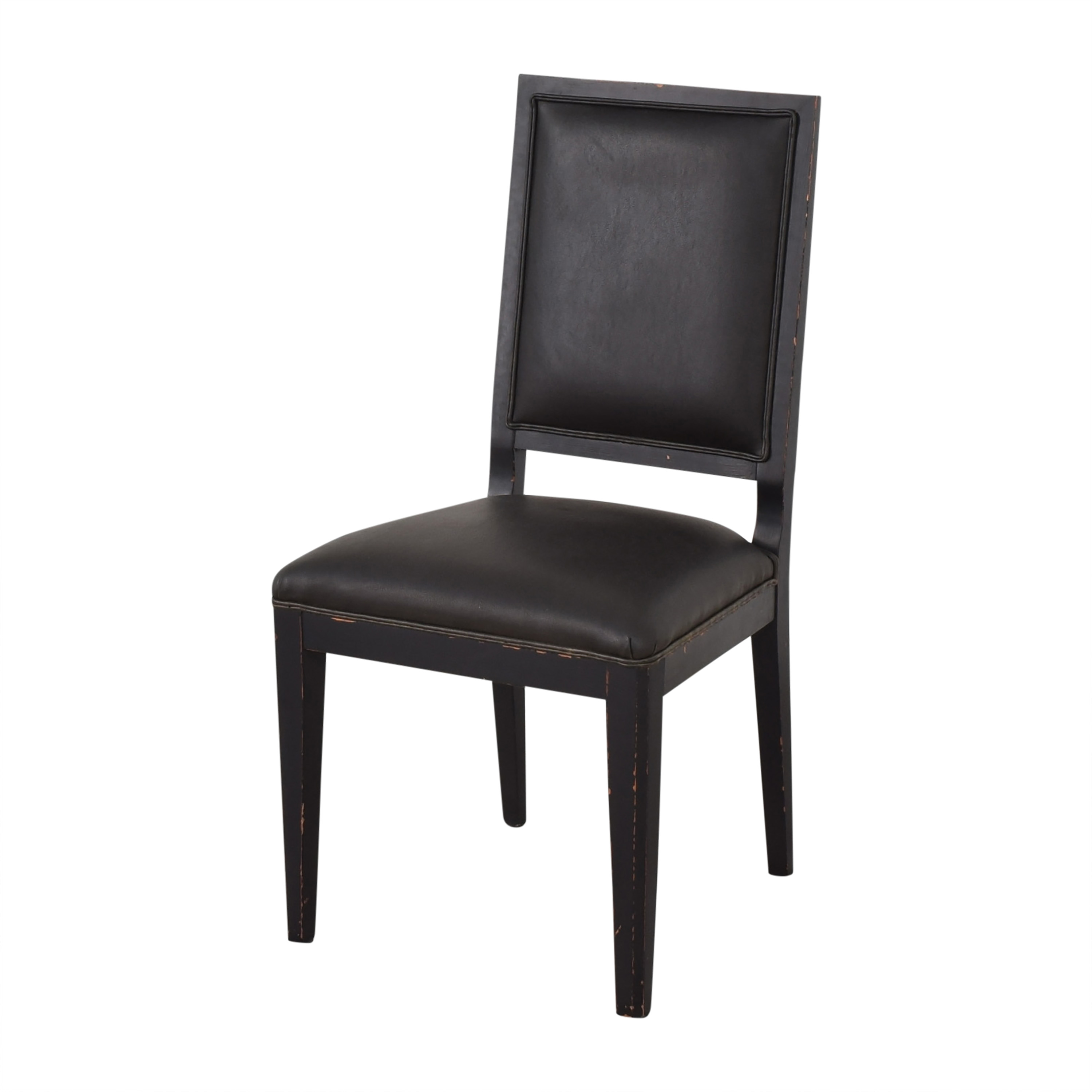 Crate & Barrel Crate & Barrel High Back Dining Chairs nj