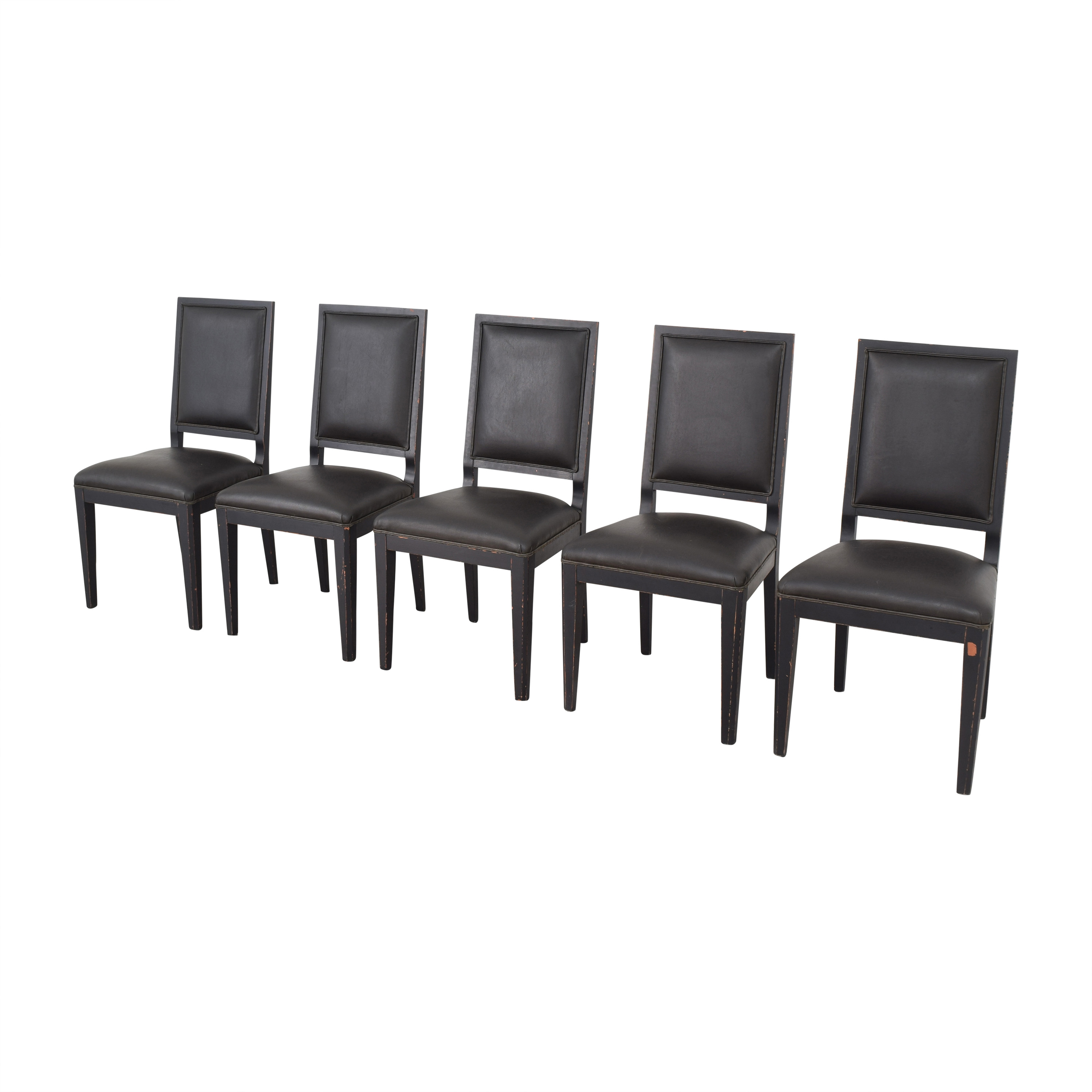 buy Crate & Barrel Crate & Barrel High Back Dining Chairs online