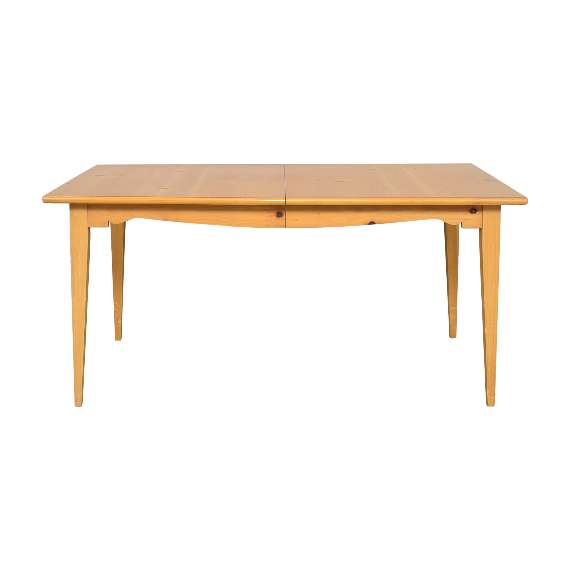 buy Lane Furniture Lane Extendable Rectangular Dining Table online