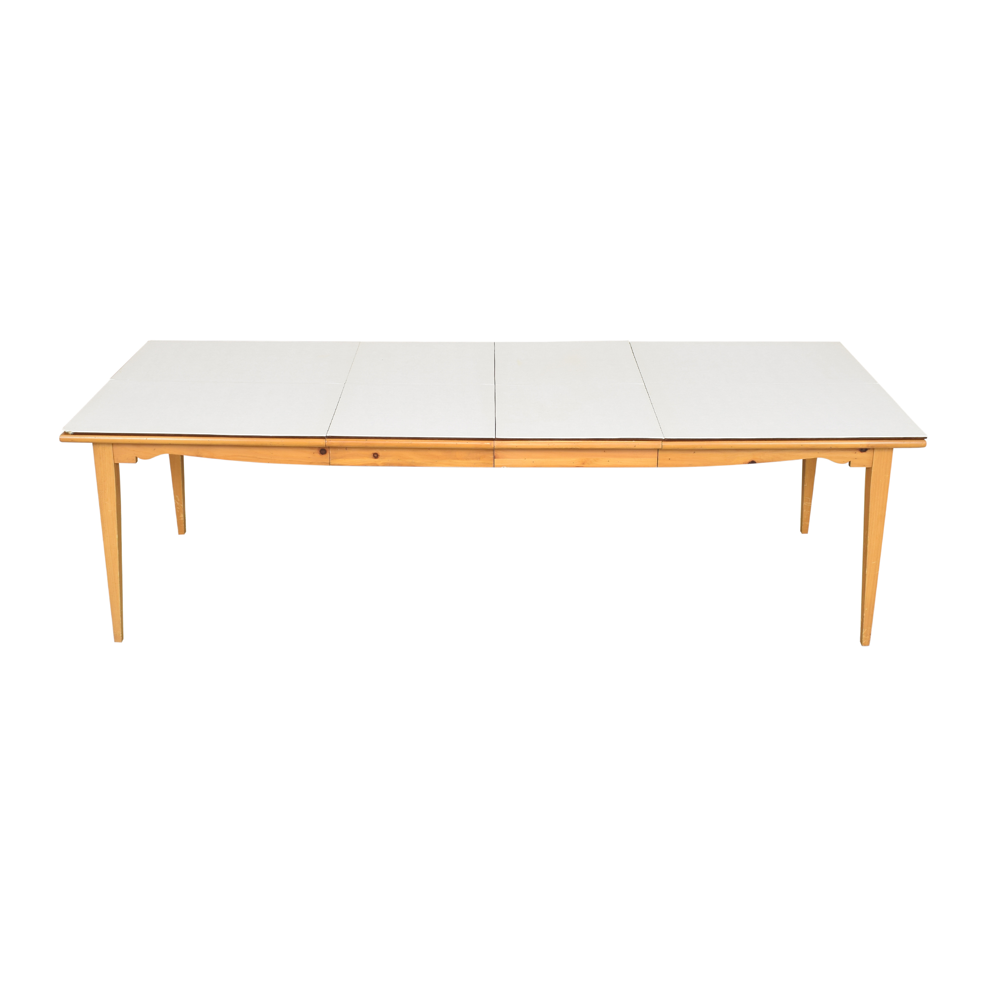 Lane Furniture Lane Extendable Rectangular Dining Table dimensions