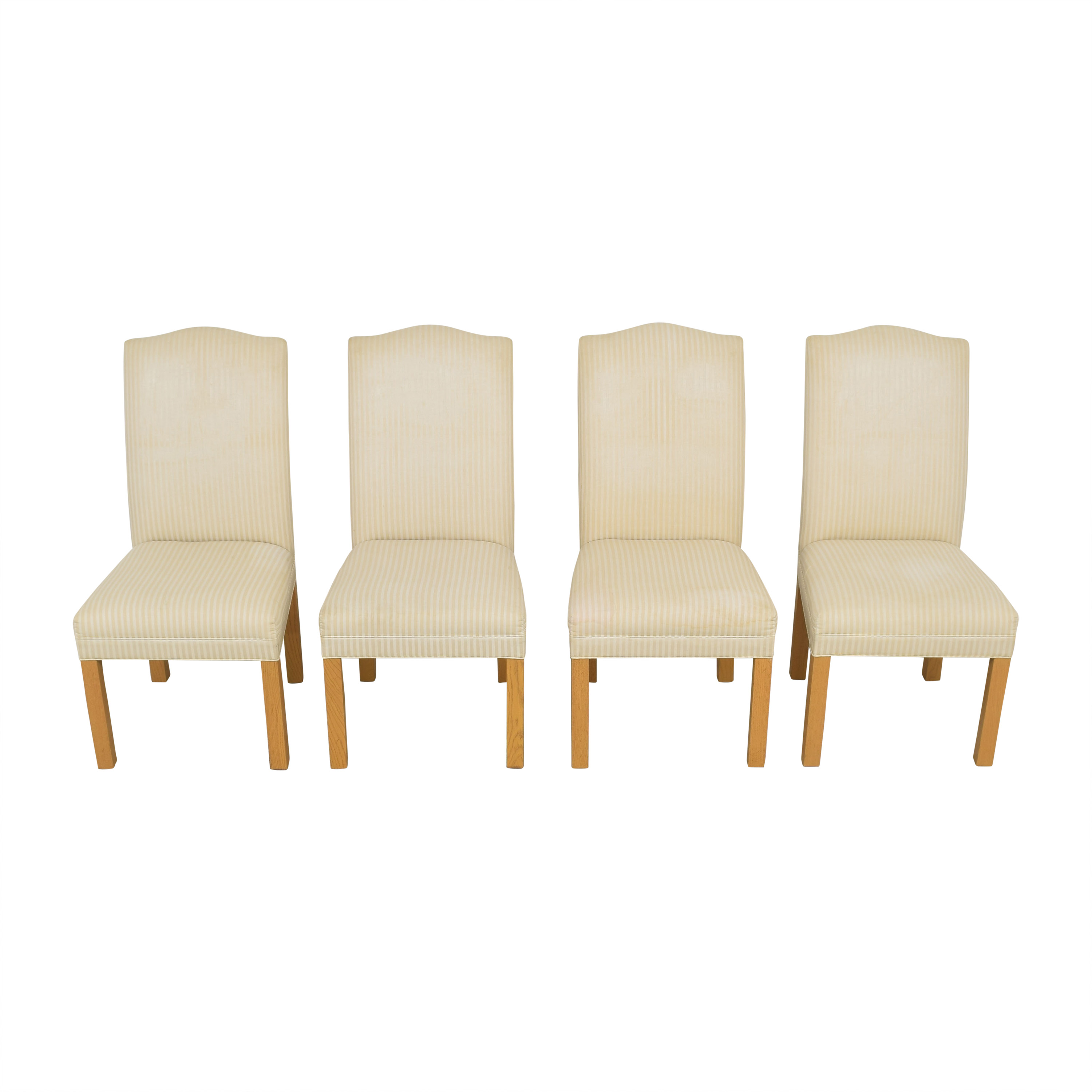 Lane Furniture Lane Furniture Upholstered Dining Side Chairs used