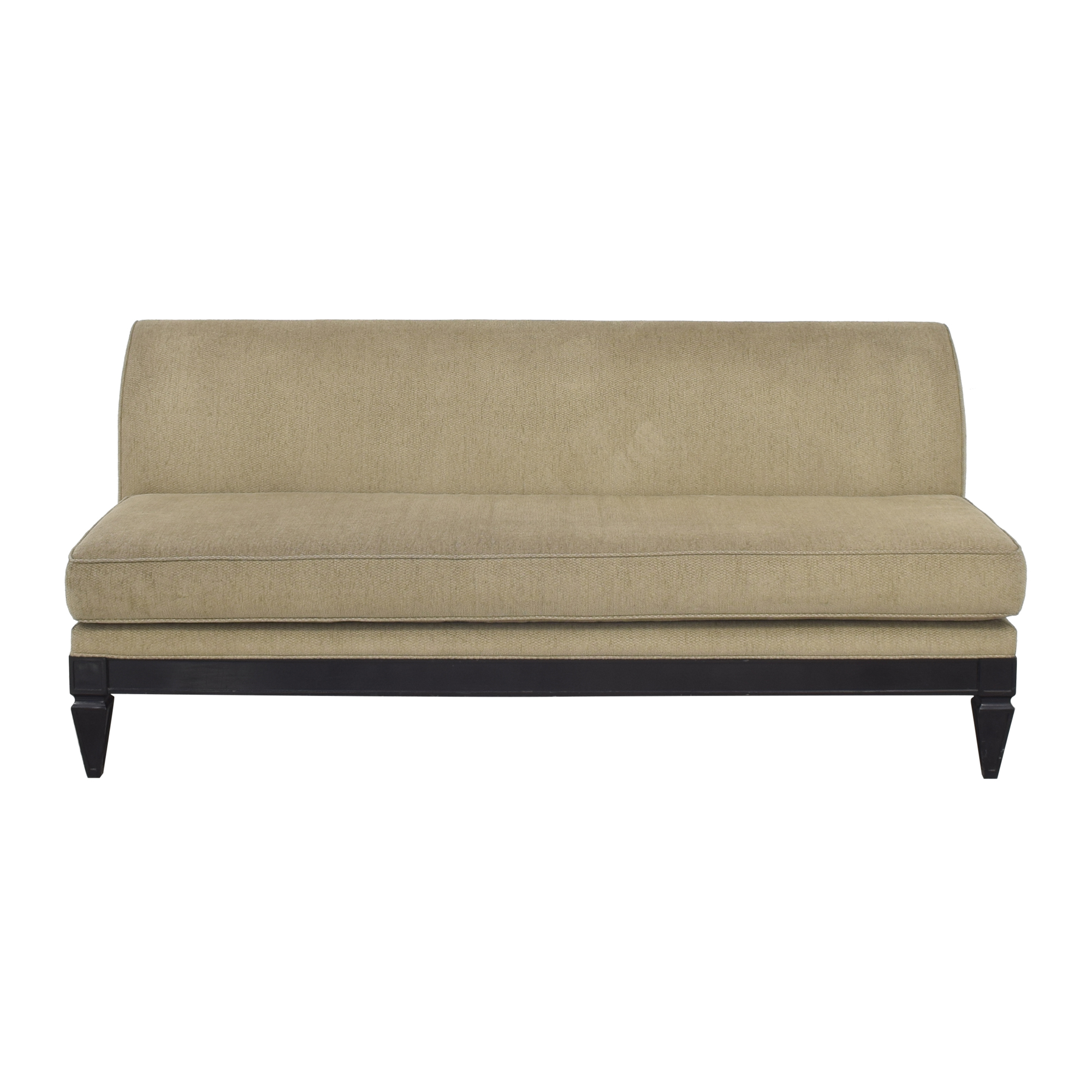 Todd Hase Todd Hase Antoinette Settee dimensions