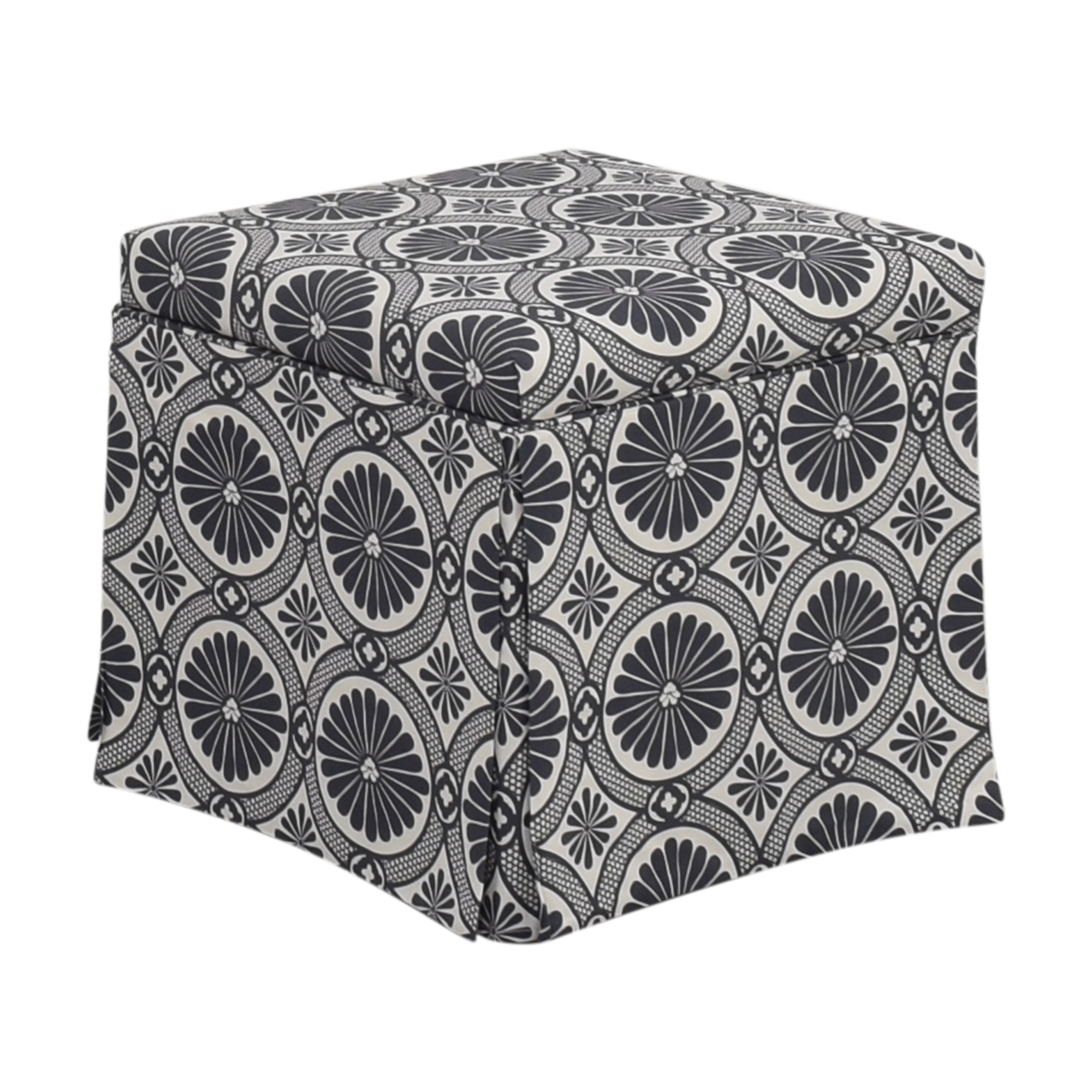 The Inside The Inside Cube Storage Ottoman coupon