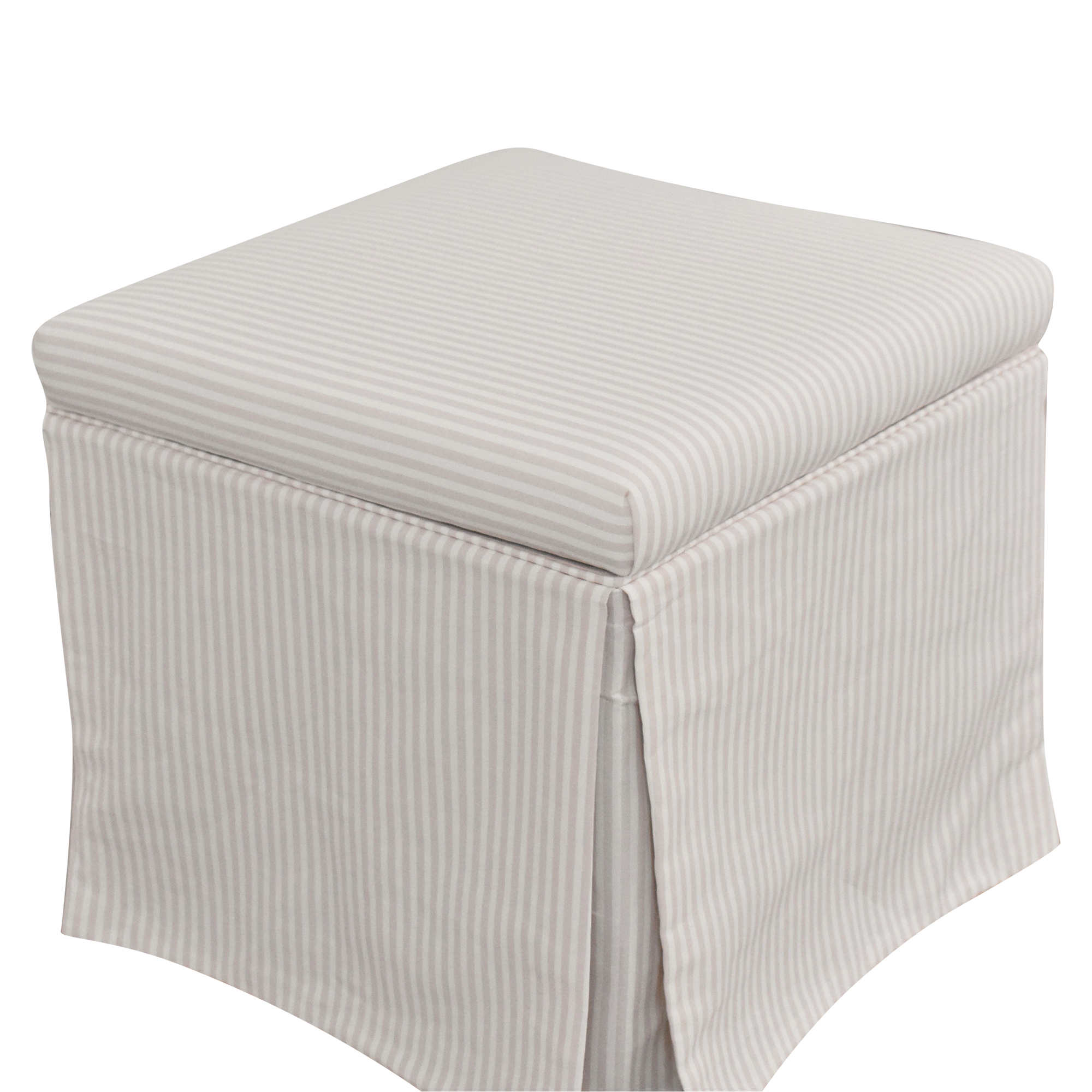 The Inside The Inside Cube Storage Ottoman ct
