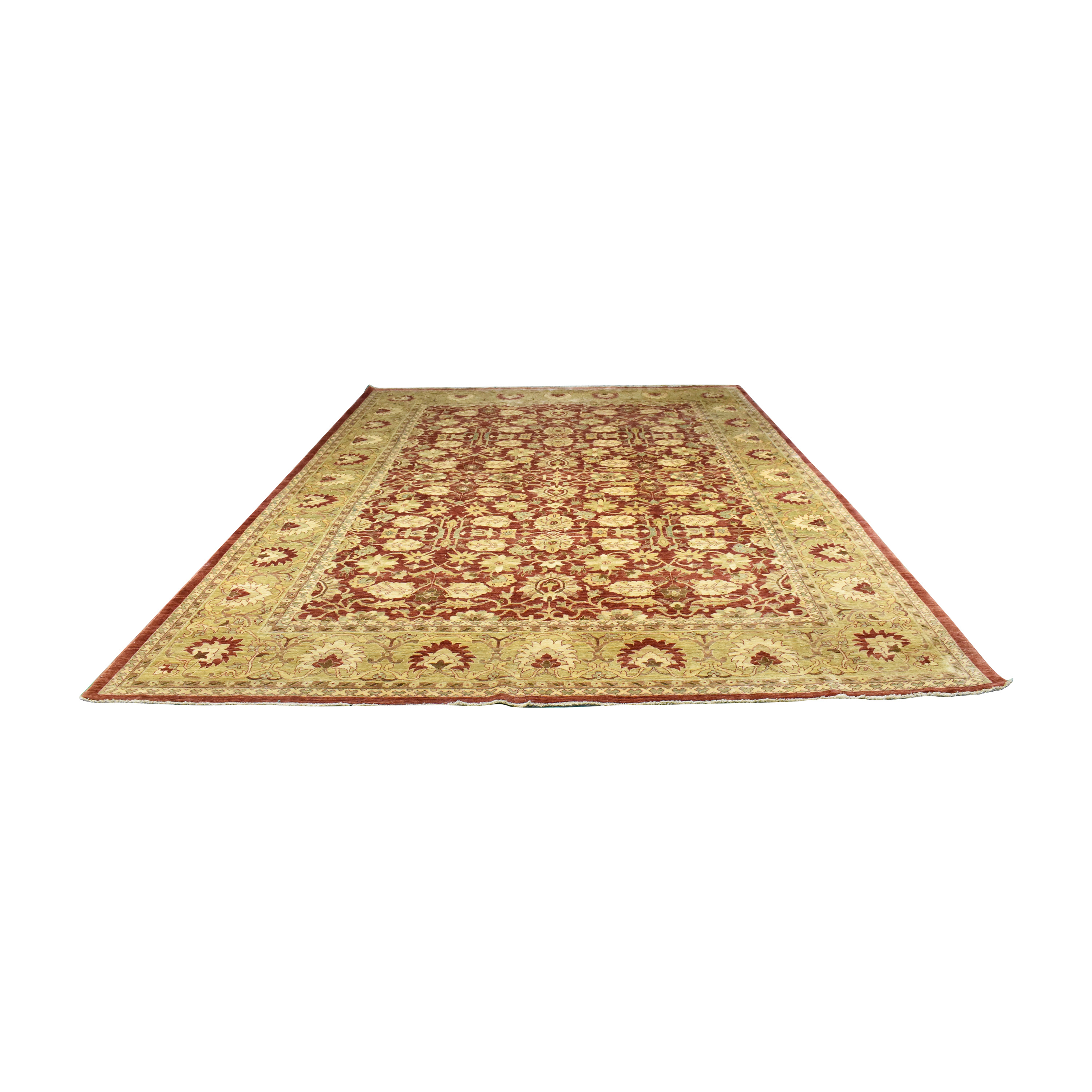 shop ABC Carpet & Home Persian-Style Area Rug ABC Carpet & Home Decor