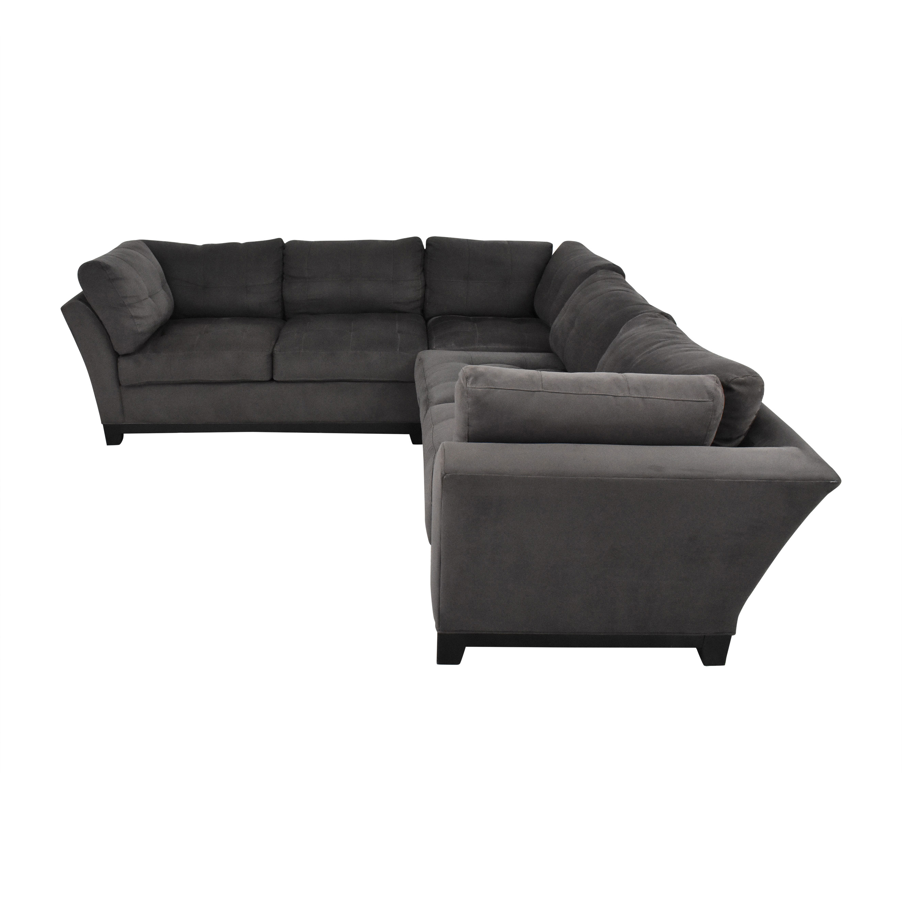 Cindy Crawford Home Cindy Crawford Home Metropolis Three Piece Sectional Sofa ct