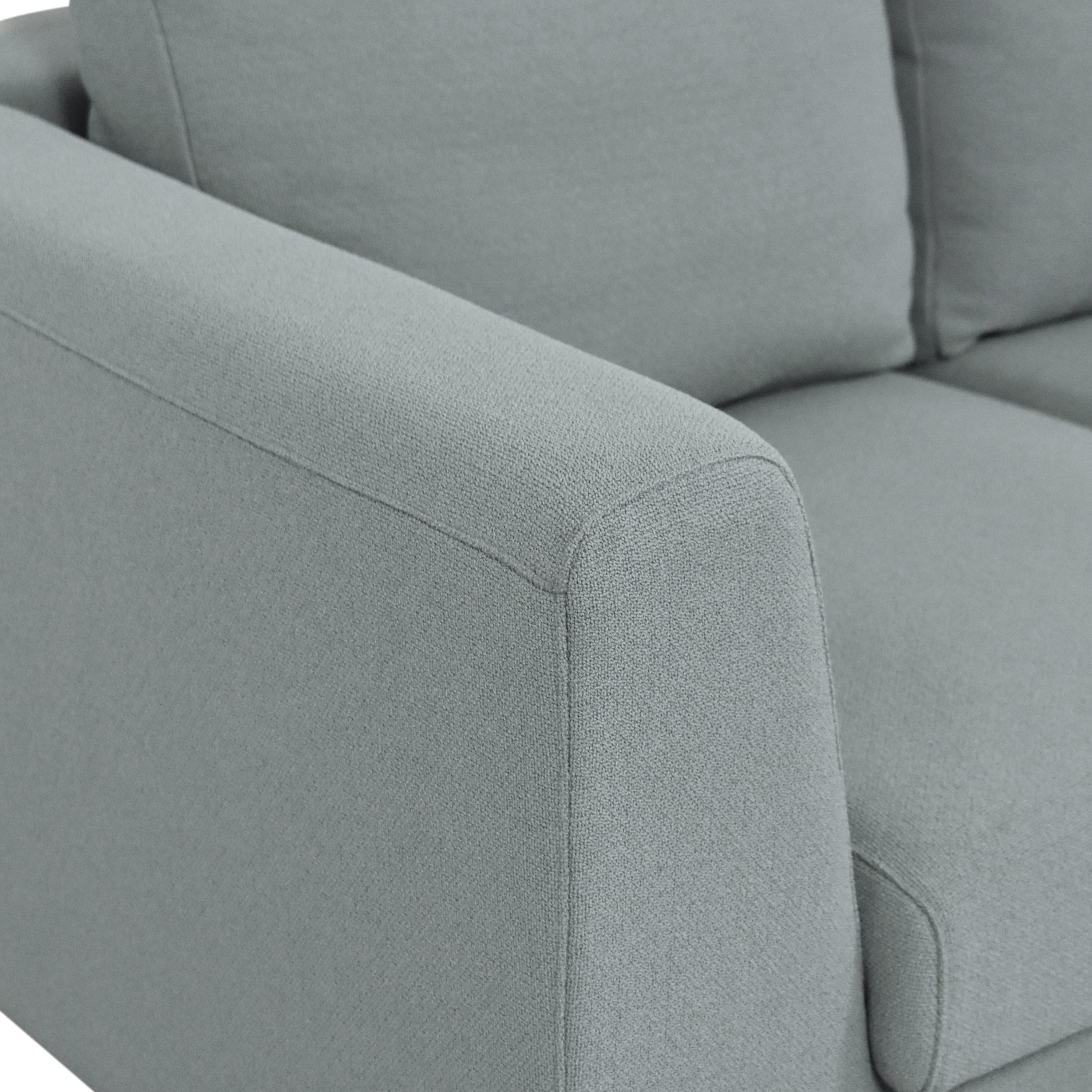 Interior Define Asher Corner Sectional Sofa / Sectionals