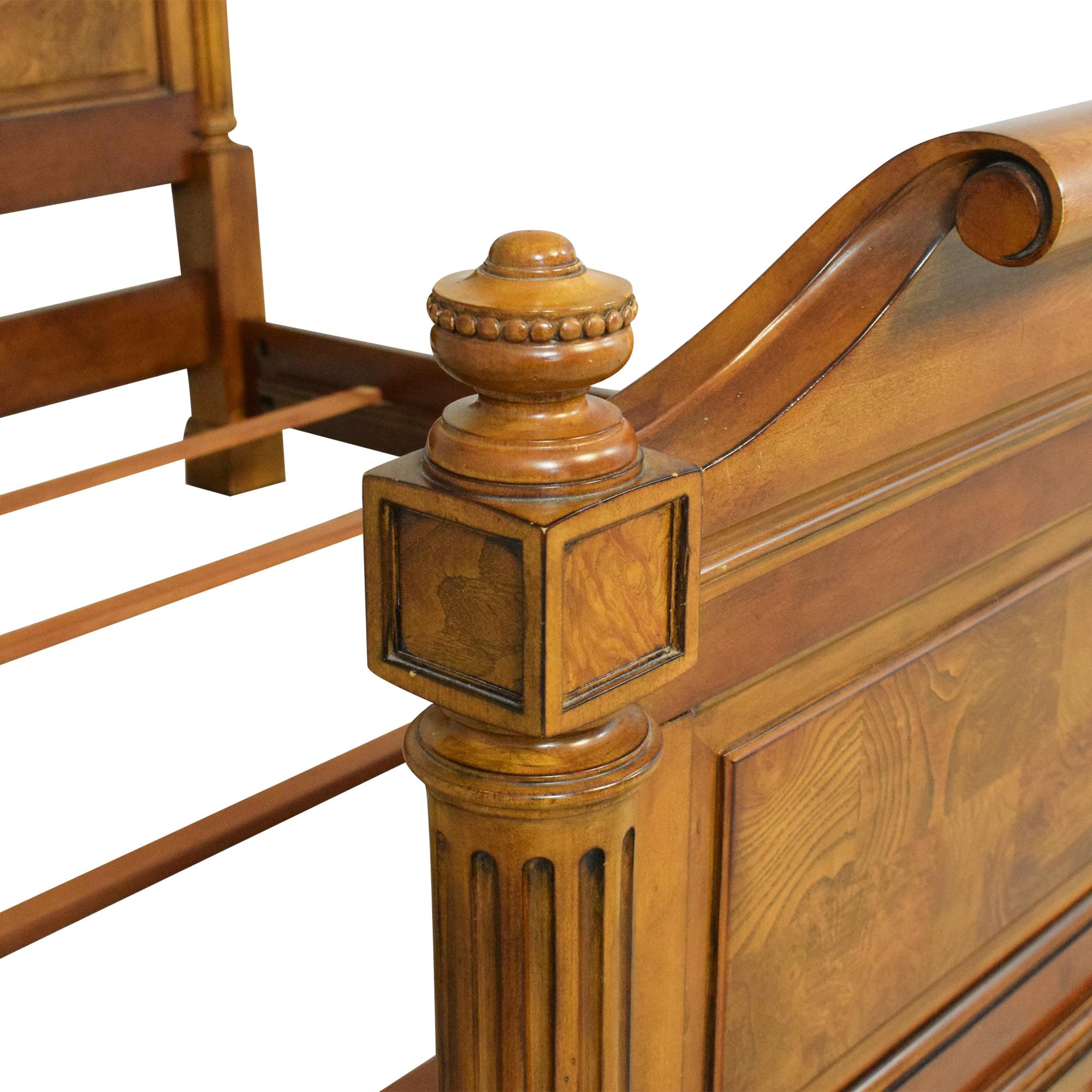 Ethan Allen Ethan Allen Townhouse Wentworth Queen Panel Bed price
