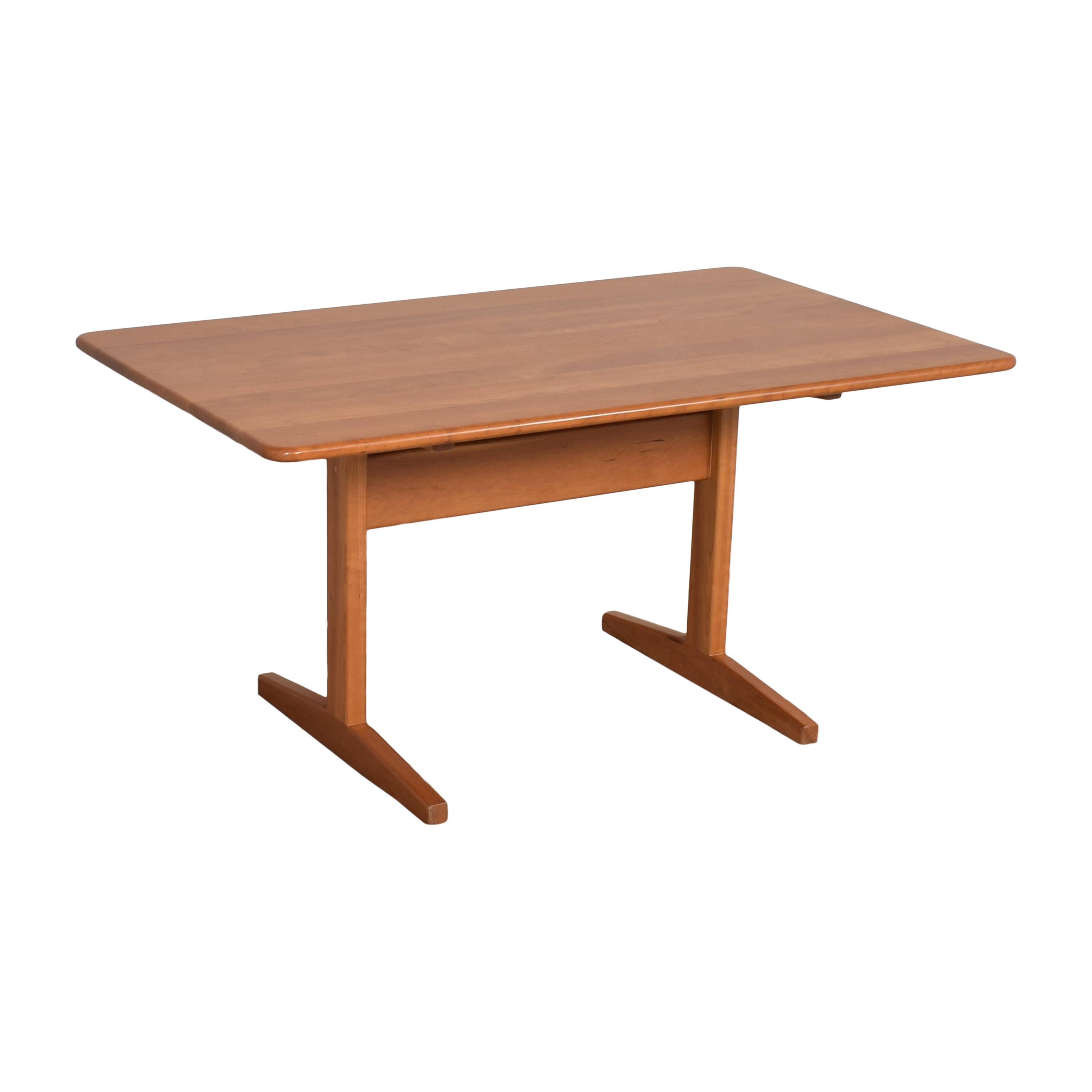 Pompanoosuc Mills Pompanoosuc Mills Trestle Dining Table Tables